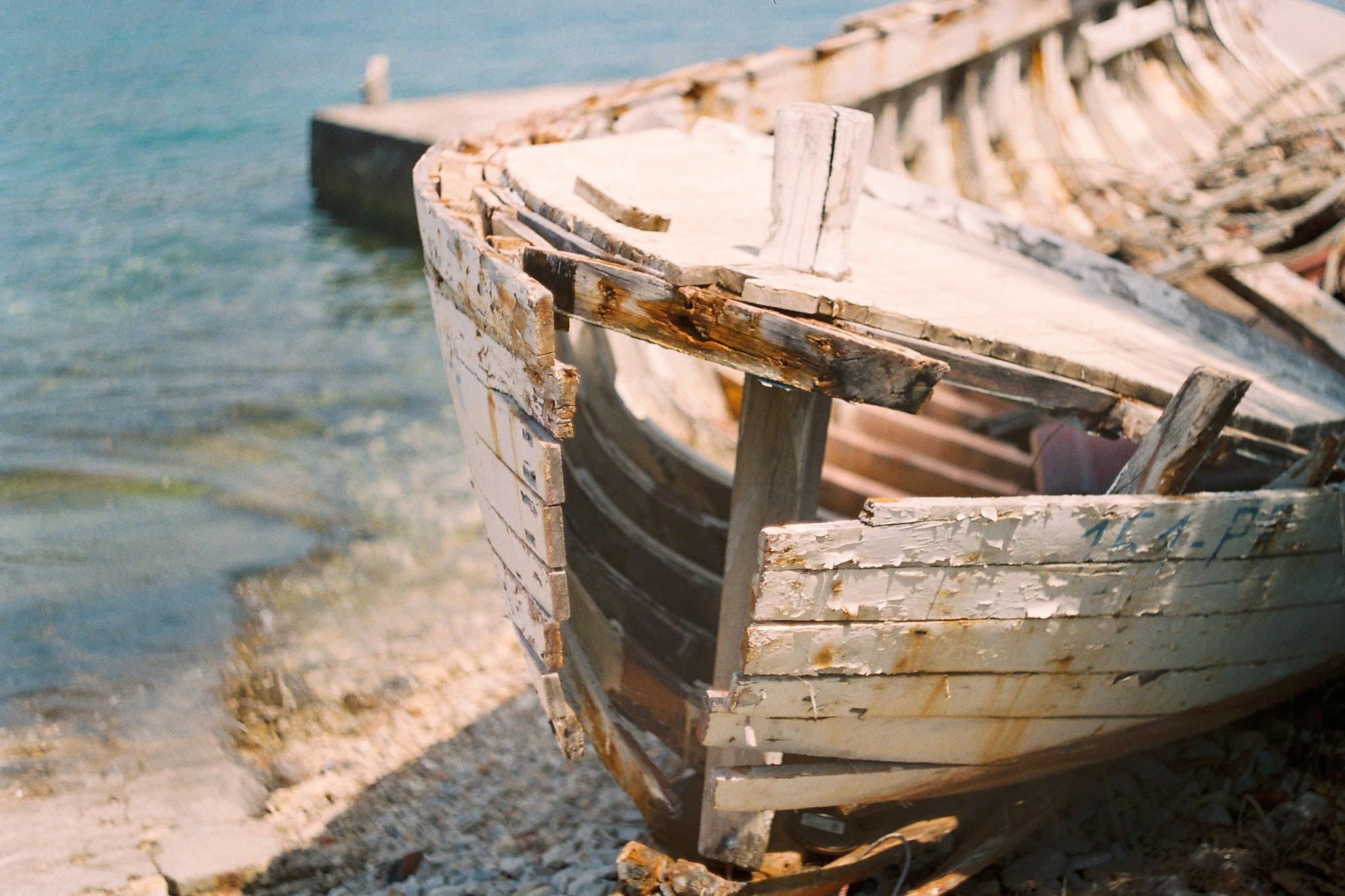 Wreck by matijajovanovic