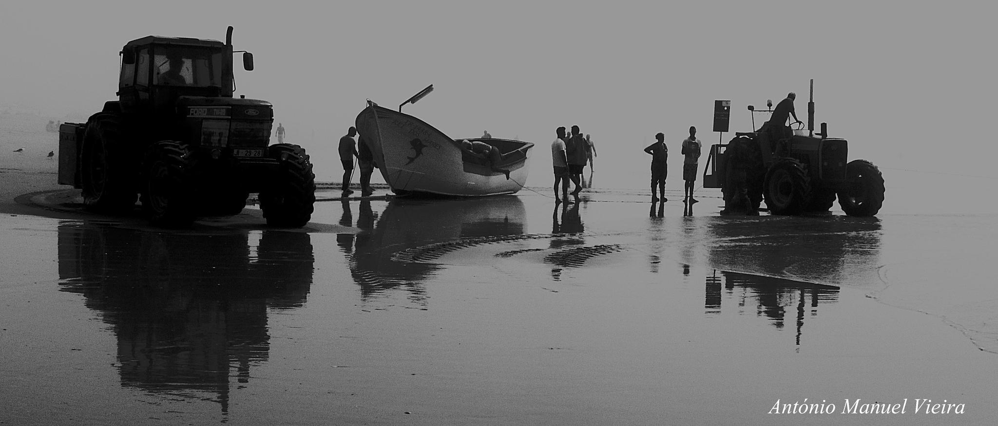 Em dia de Nevoeiro.... by Antoniocvieira