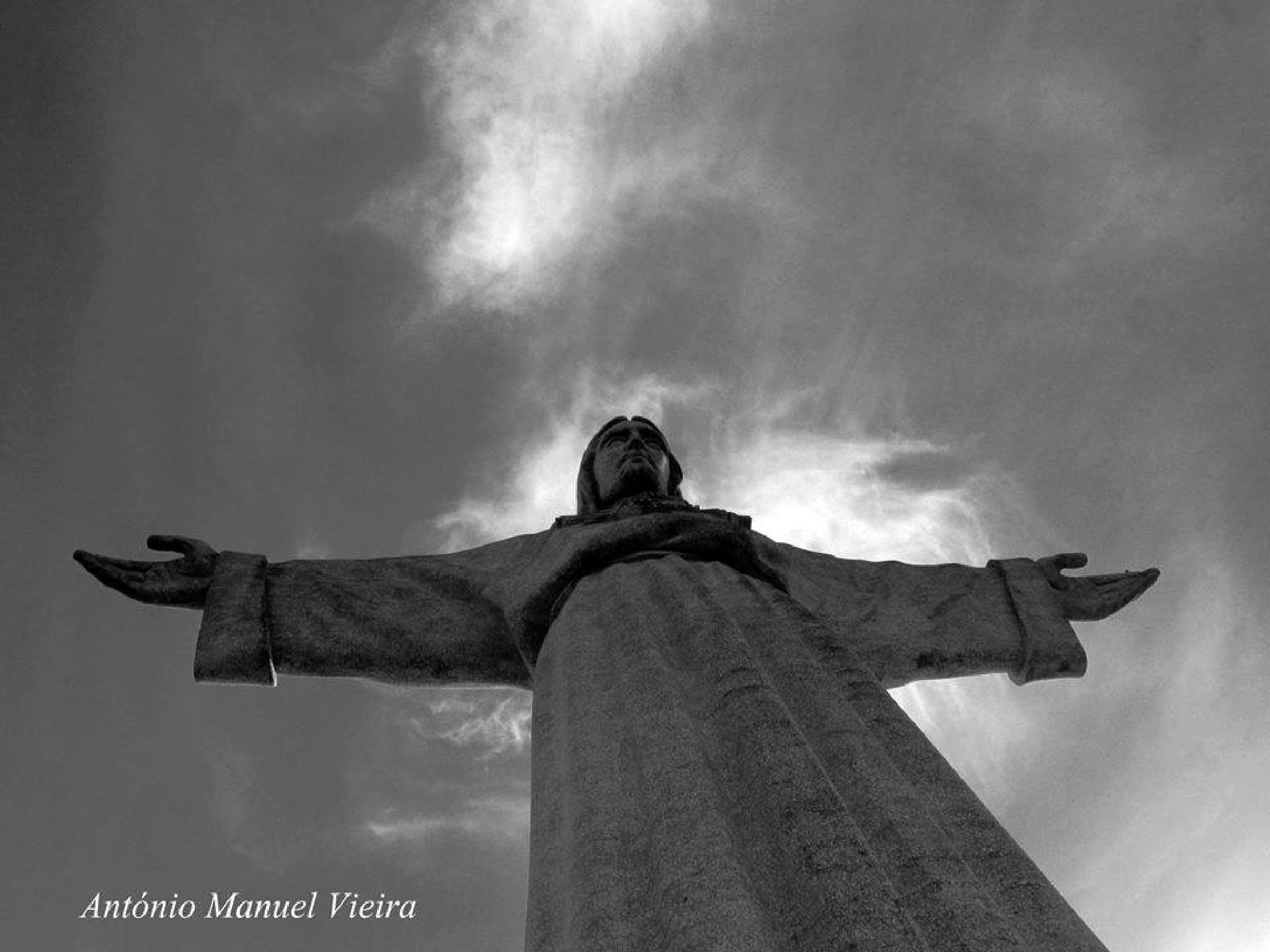 Cristo Rei by Antoniocvieira