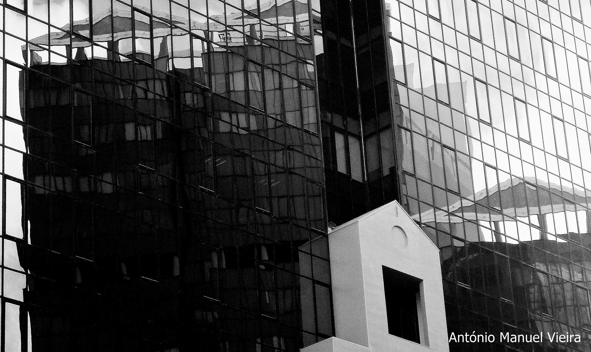 O Reflexo da Arquitectura by Antoniocvieira