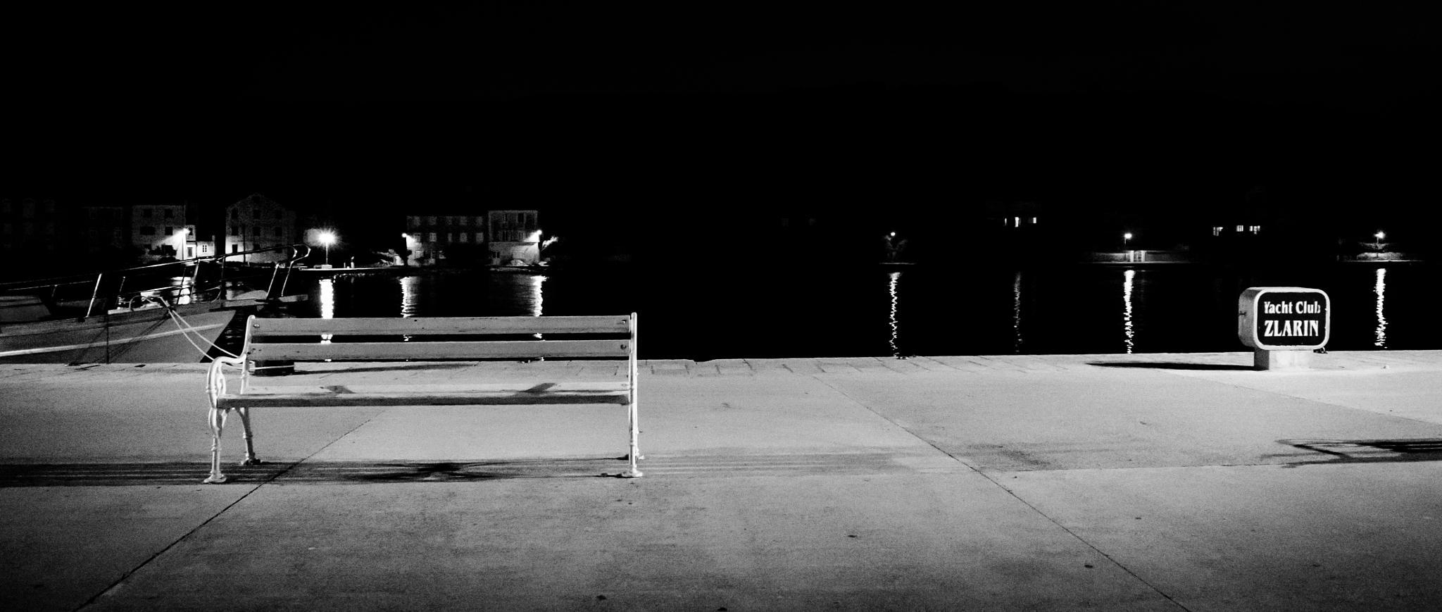 Waiting for... by Steve Garratt