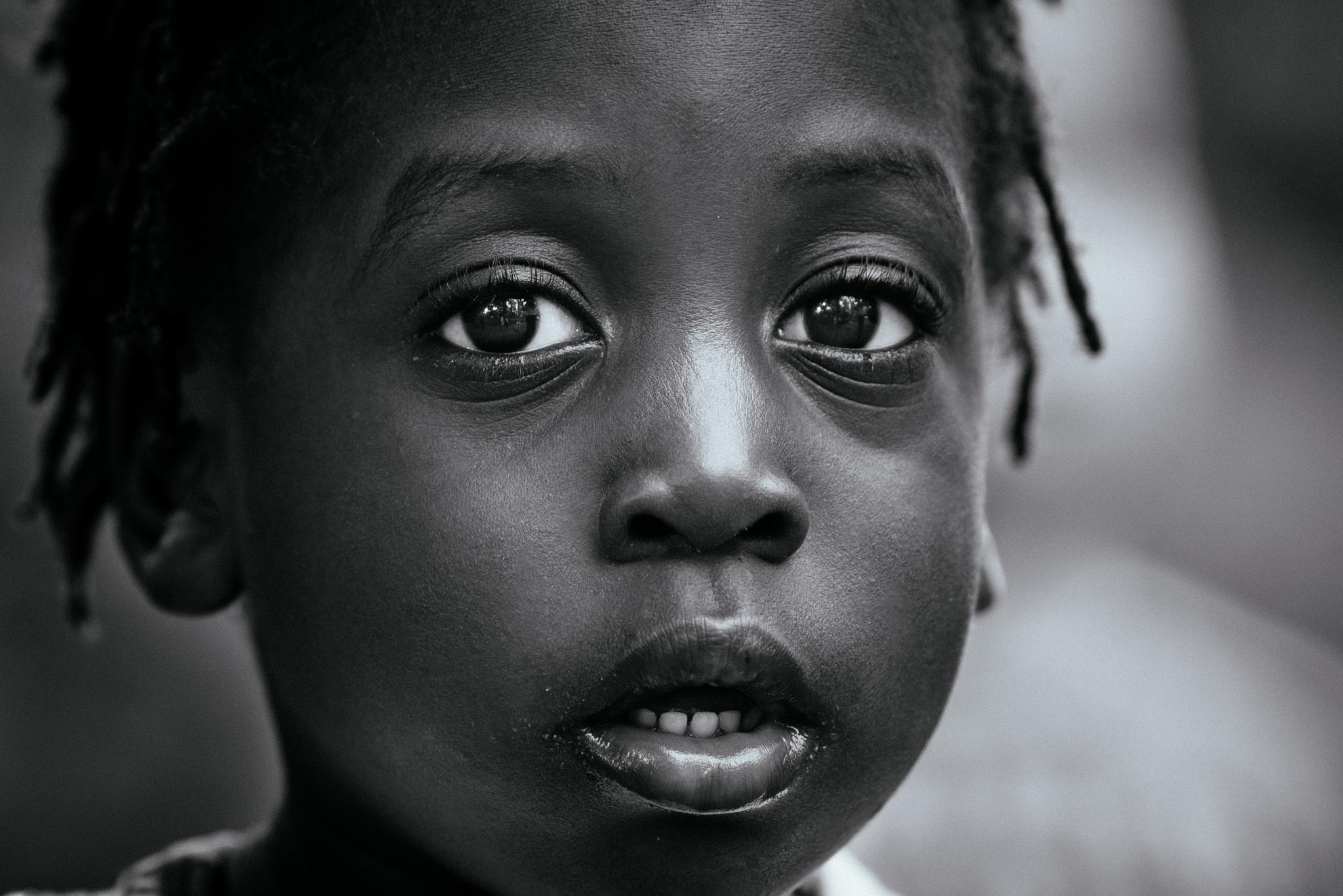 African soul boy by Ralph Kloppenborg