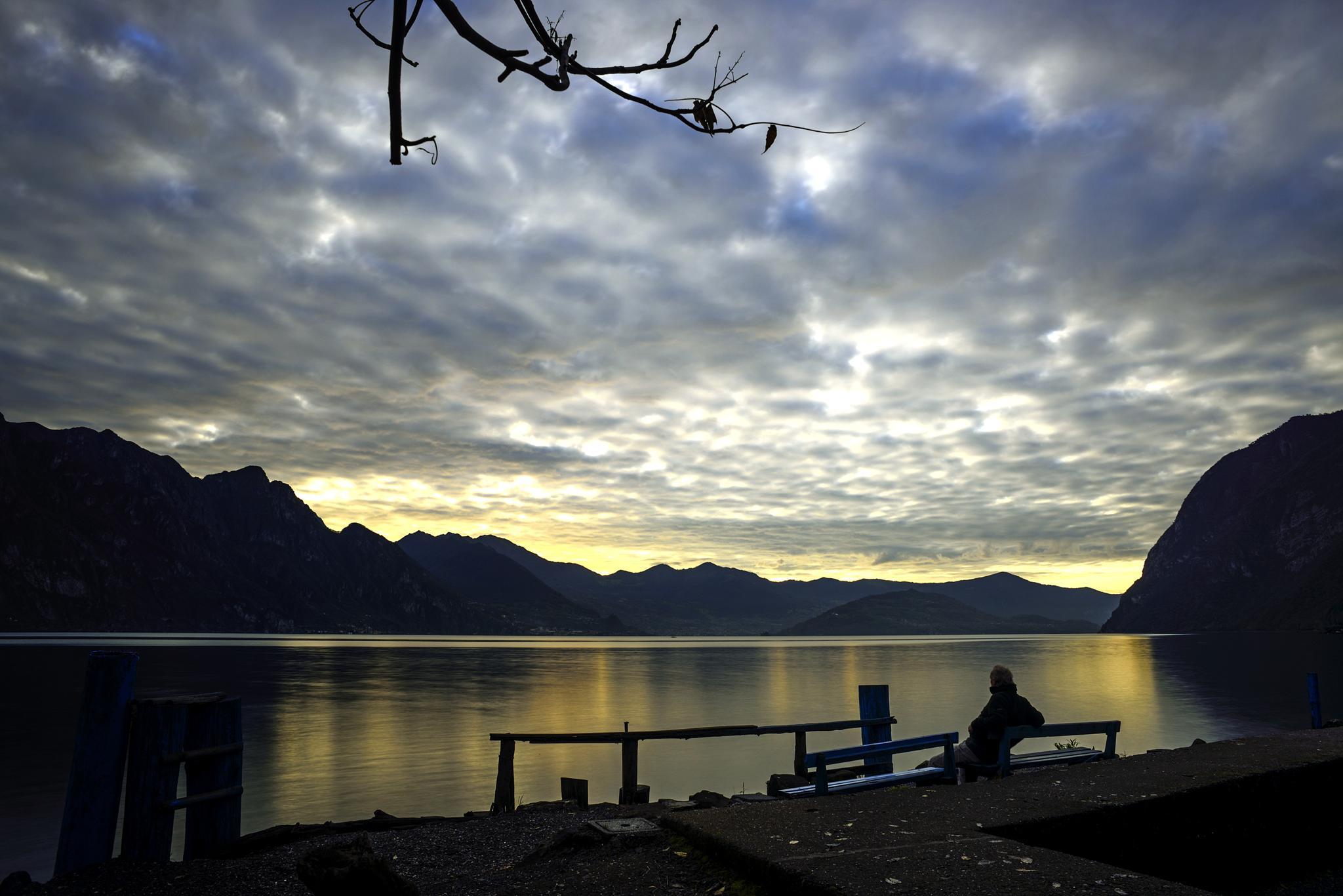 Peaceful dawn by roberto.fustinoni.60