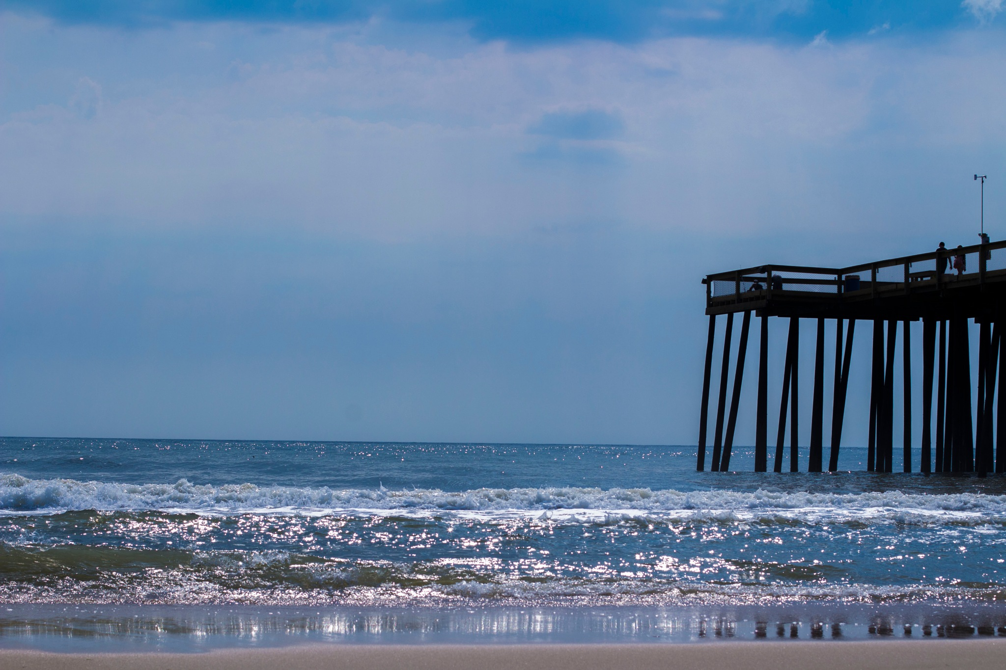 Glistening Ocean by Mary Carter
