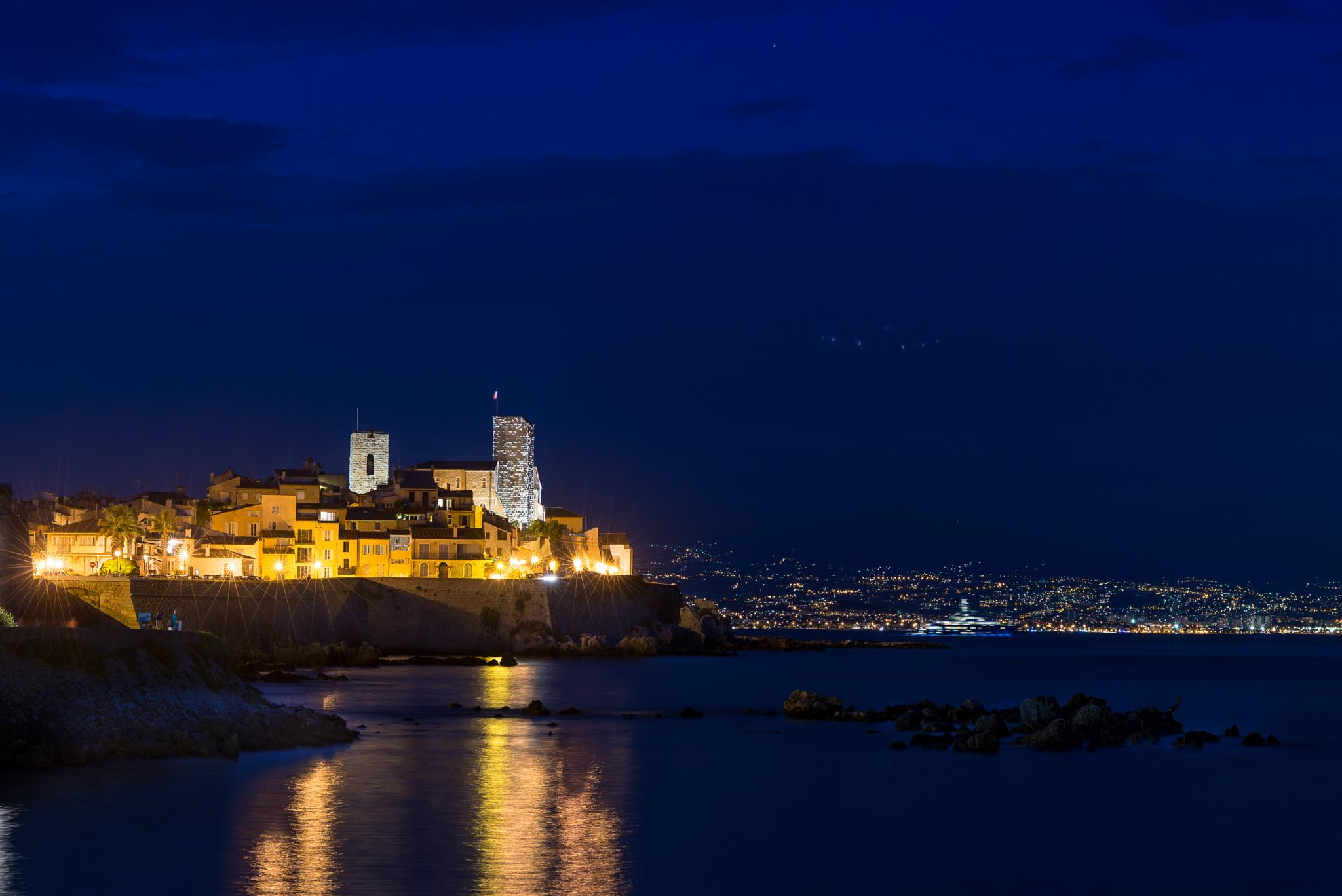Antibes, France by Niklas Olausson