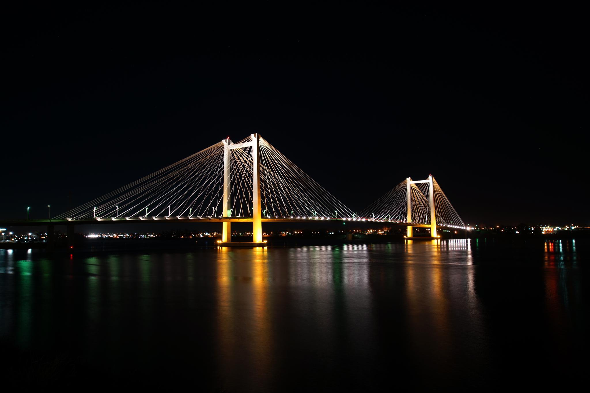 Cable Bridge by Ranbud