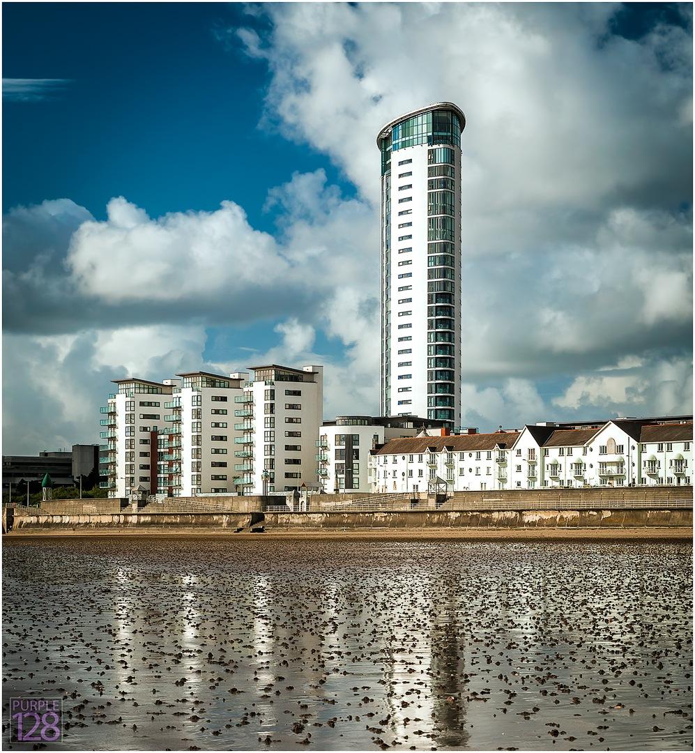 Swansea, South Wales, UK by Purple128