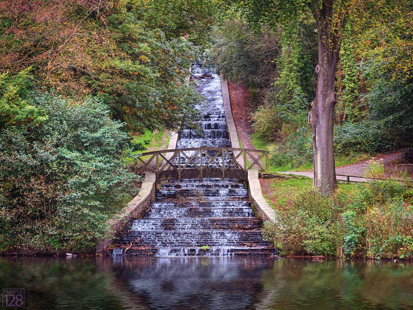 Gnoll Country Park, Neath, South Wales by Purple128