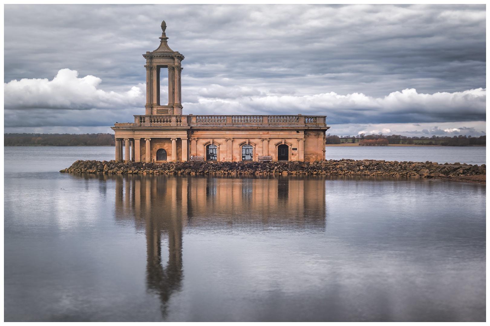Normanton Church, Rutland by Purple128