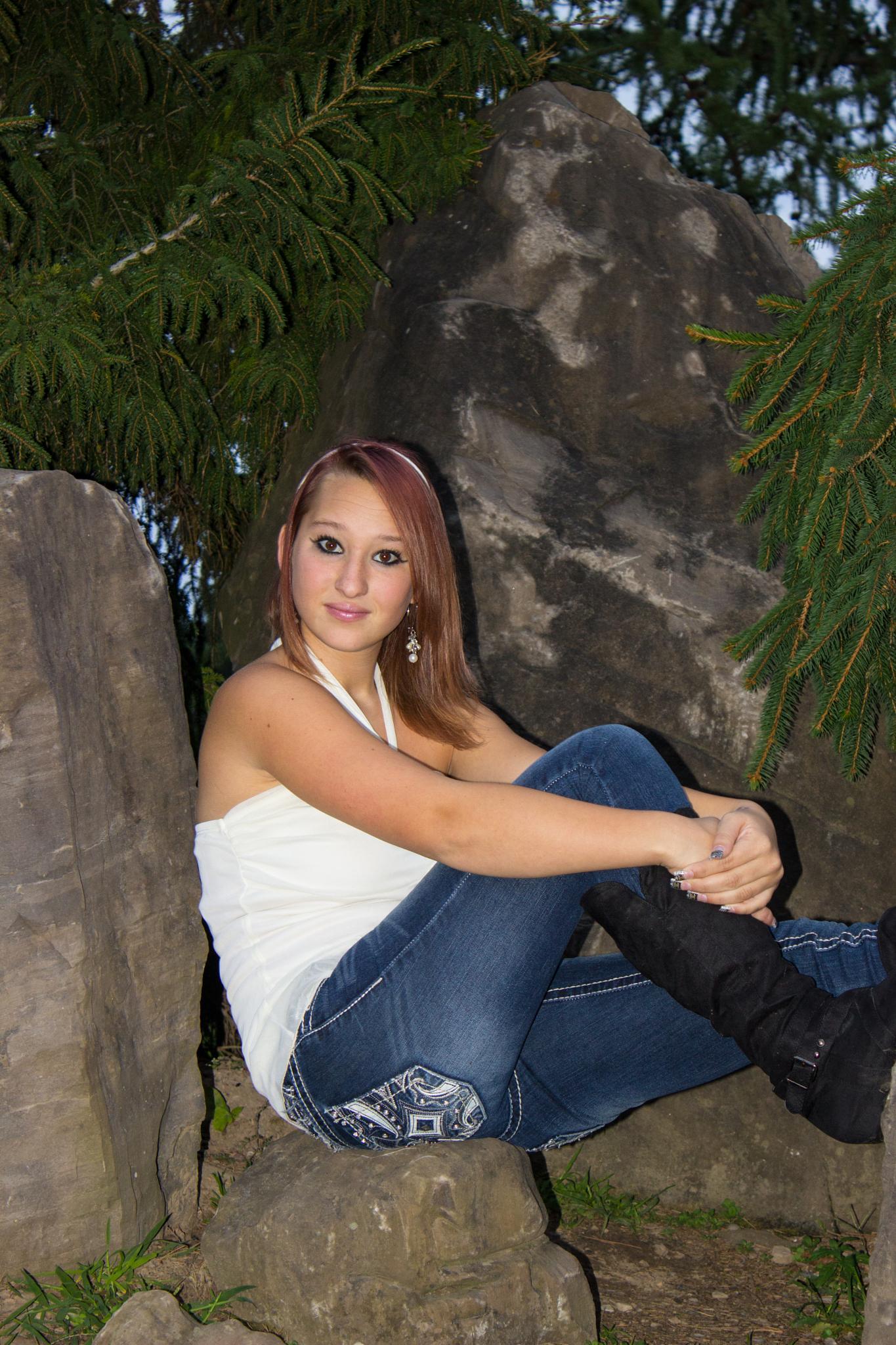 Senior by Ashley Smith