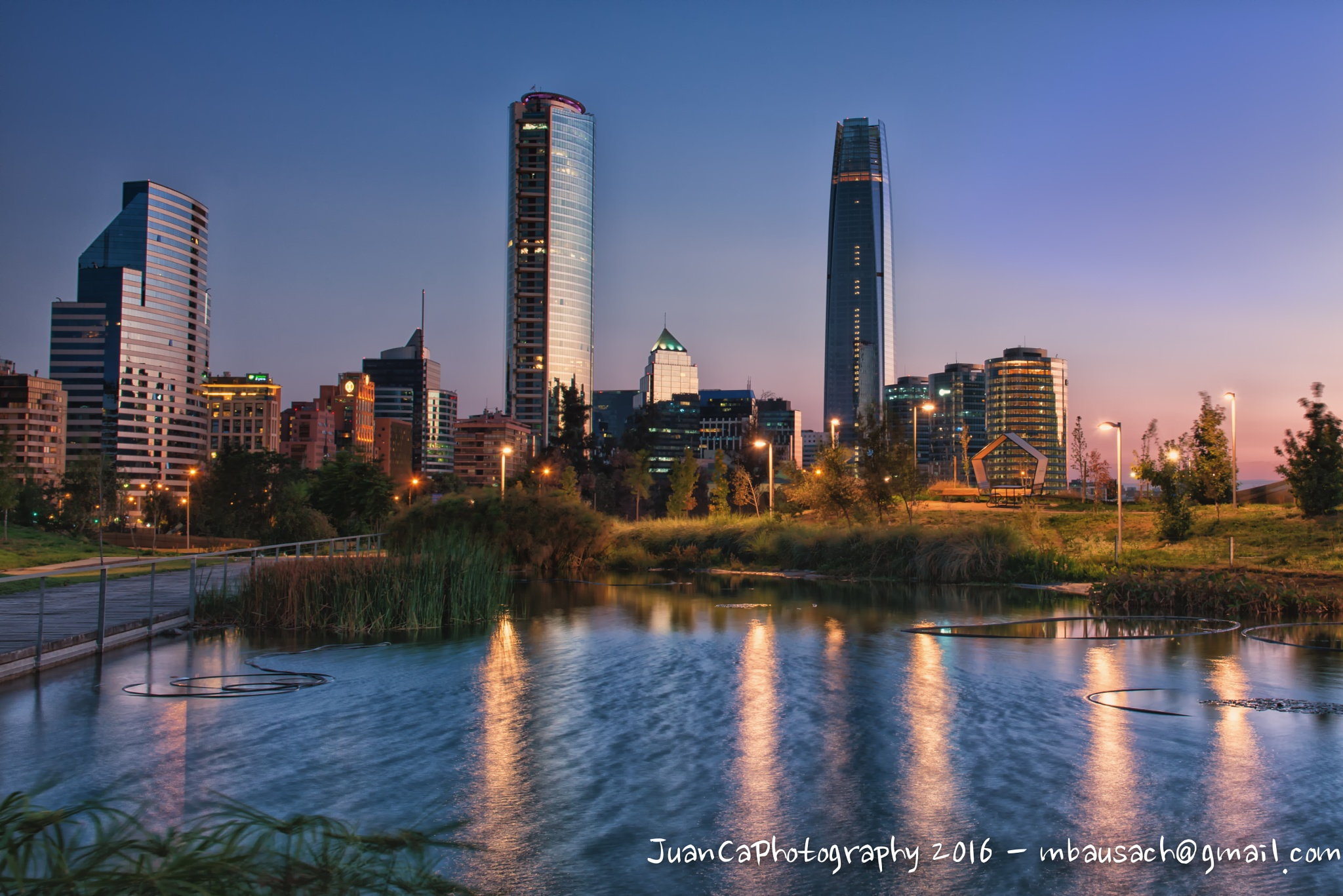 Costanera Center by JuanCaPhotography