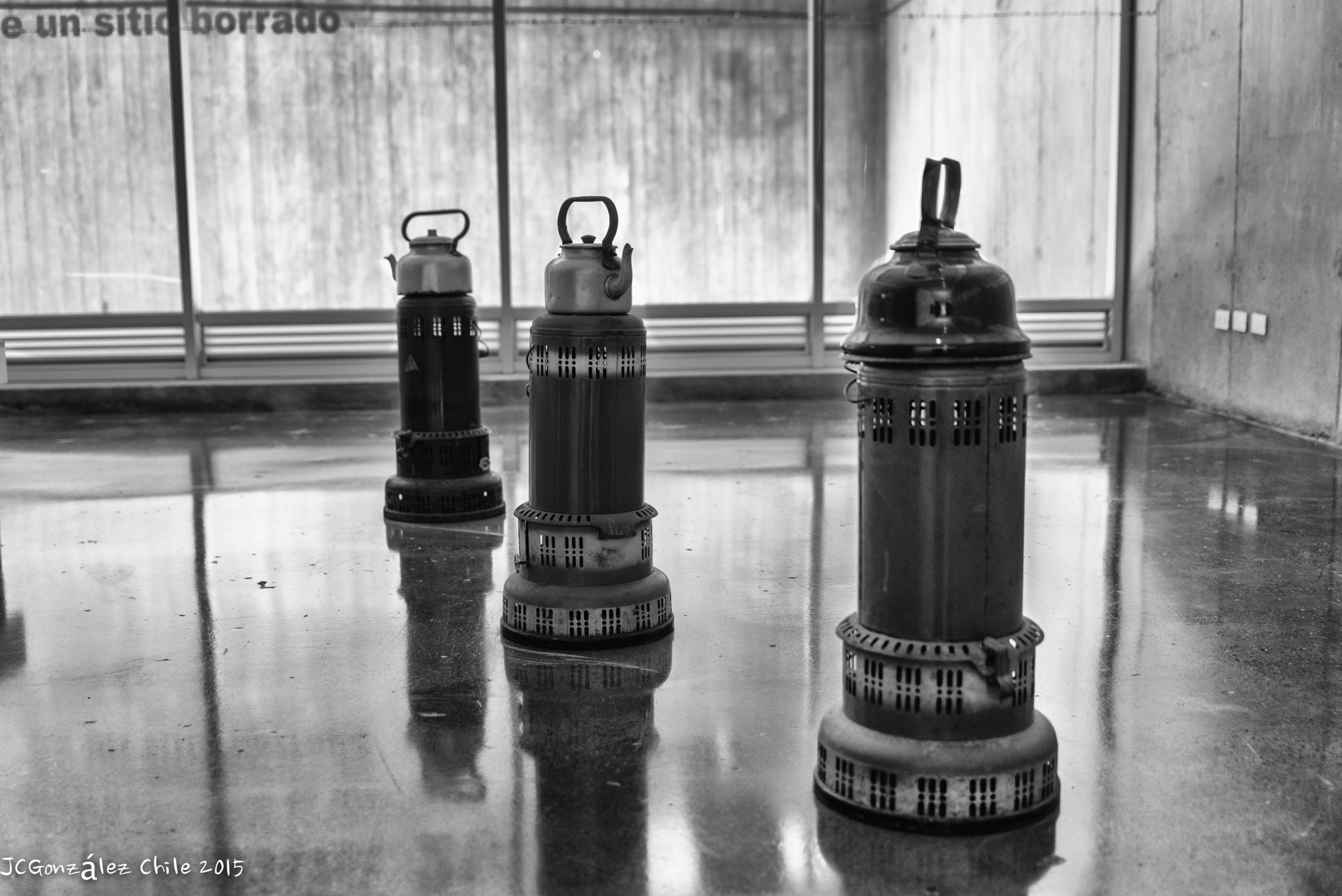 Three Stoves in Line by JuanCaPhotography