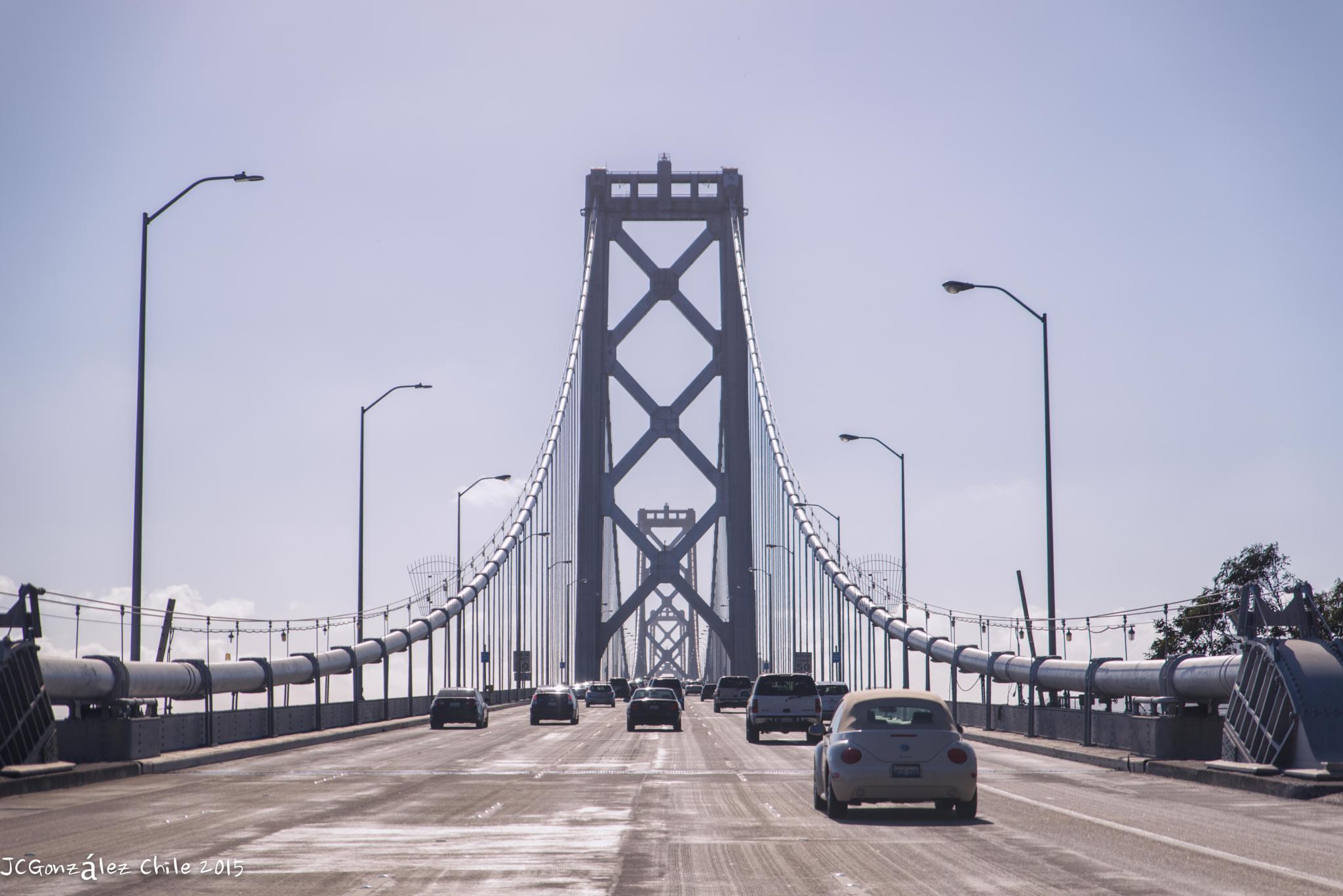 The Bridge by JuanCaPhotography