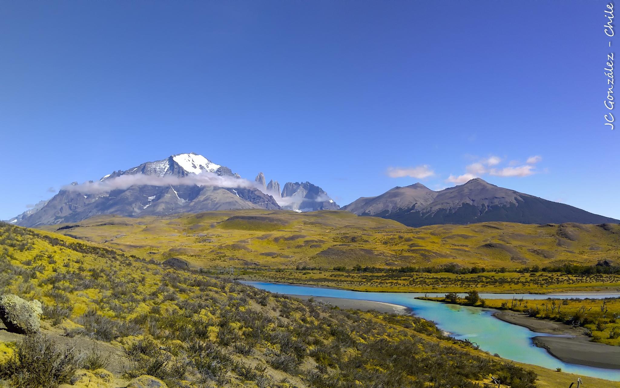 Torres del Paine - Punta Arenas by JuanCaPhotography