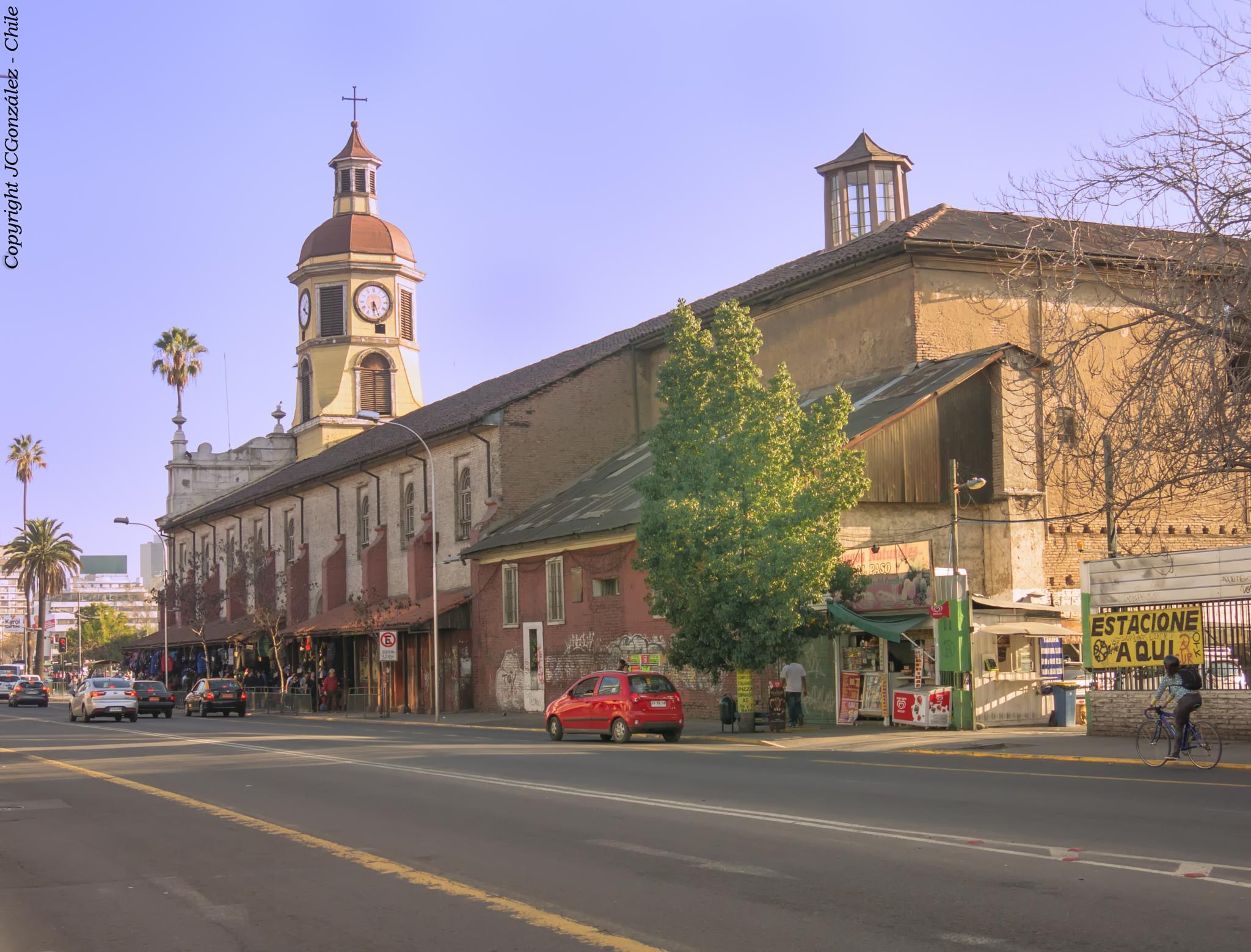 La iglesia y convento de la Recoleta Franciscana. by JuanCaPhotography