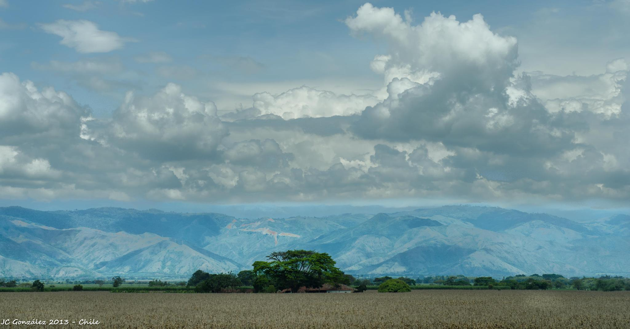 The Cauca's Muntain by JuanCaPhotography