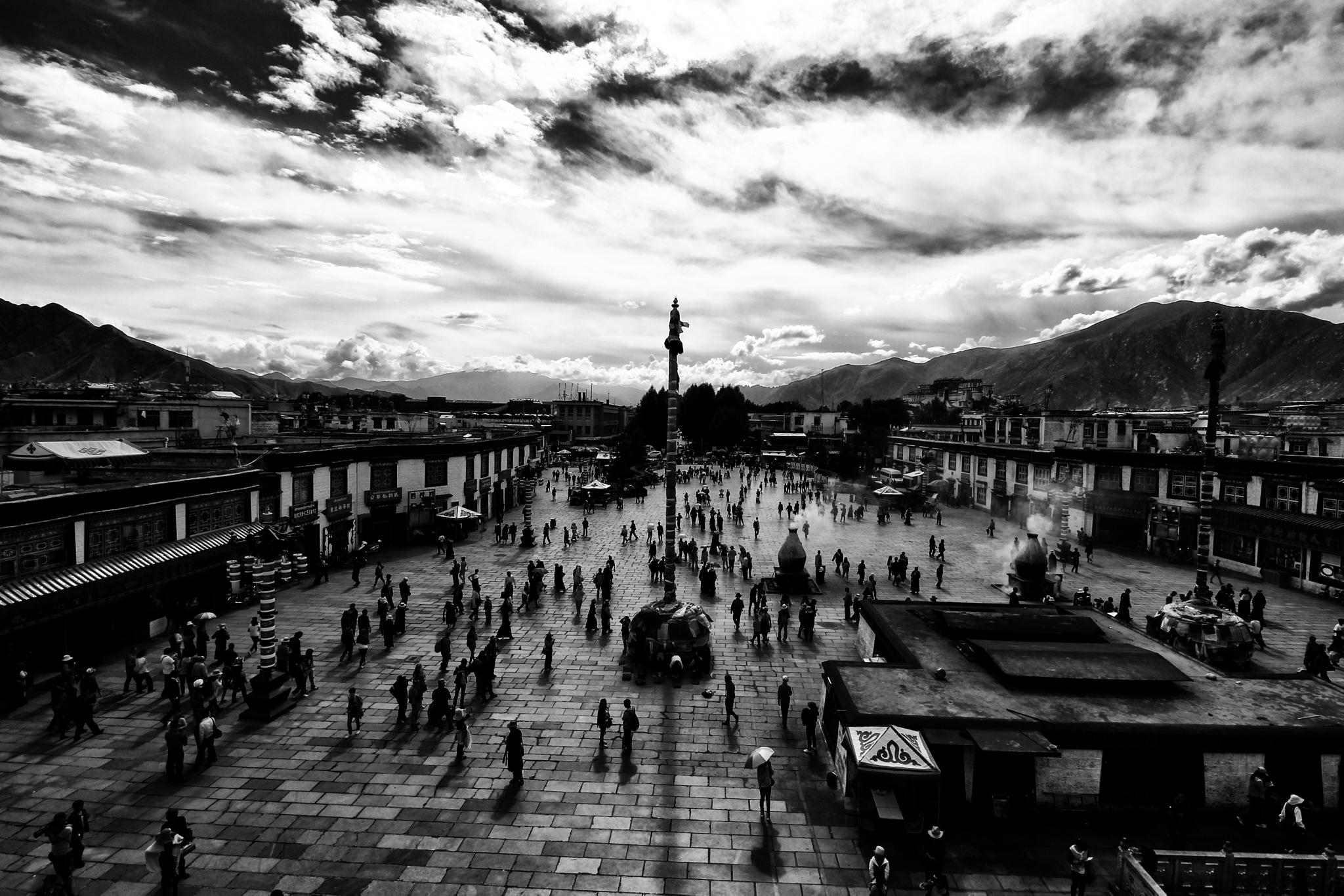 in Tibet  by clement.fung2