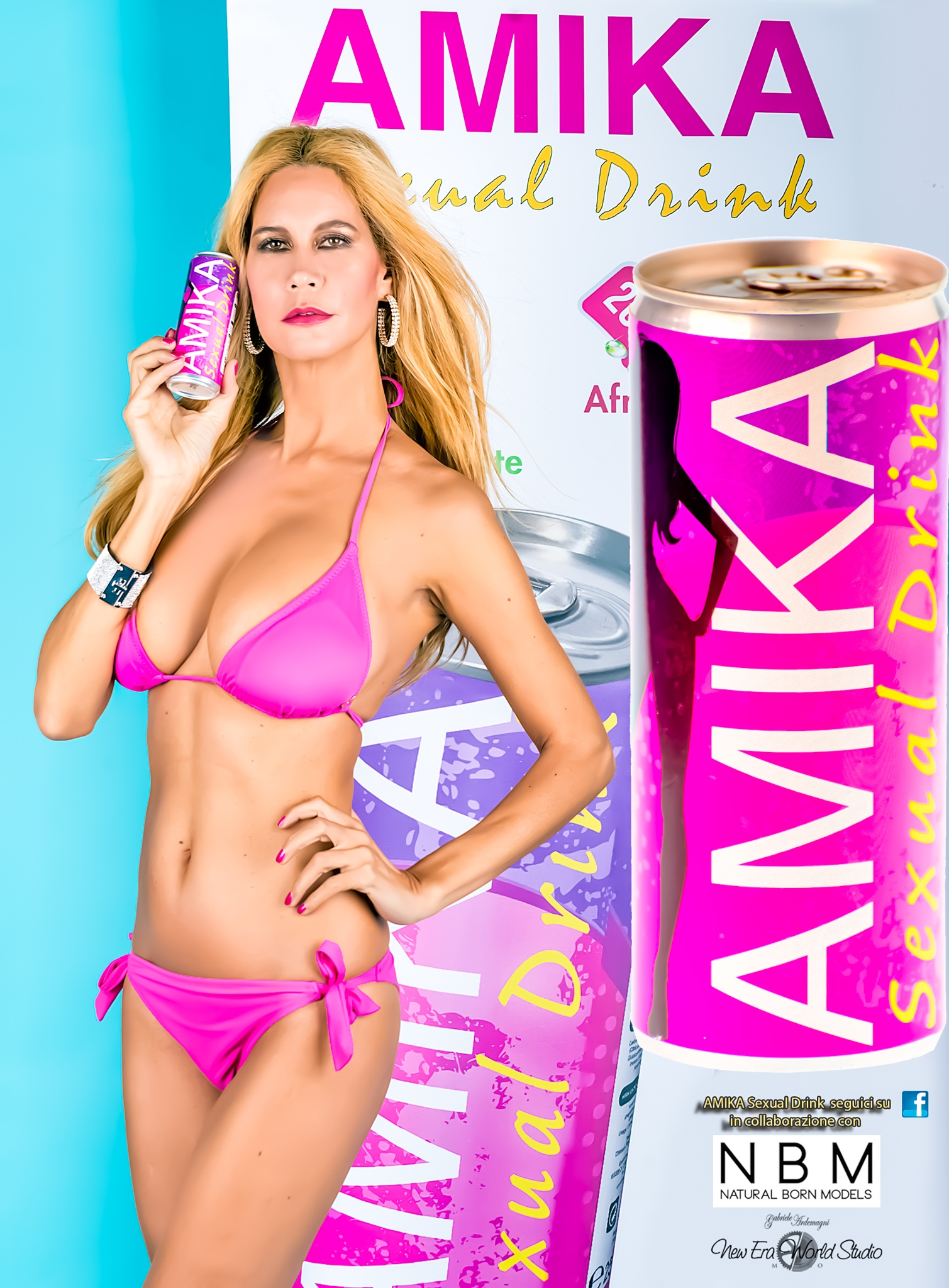 Alicia for Amika Sexual Drink 1 by gabrieleardemagnifoto