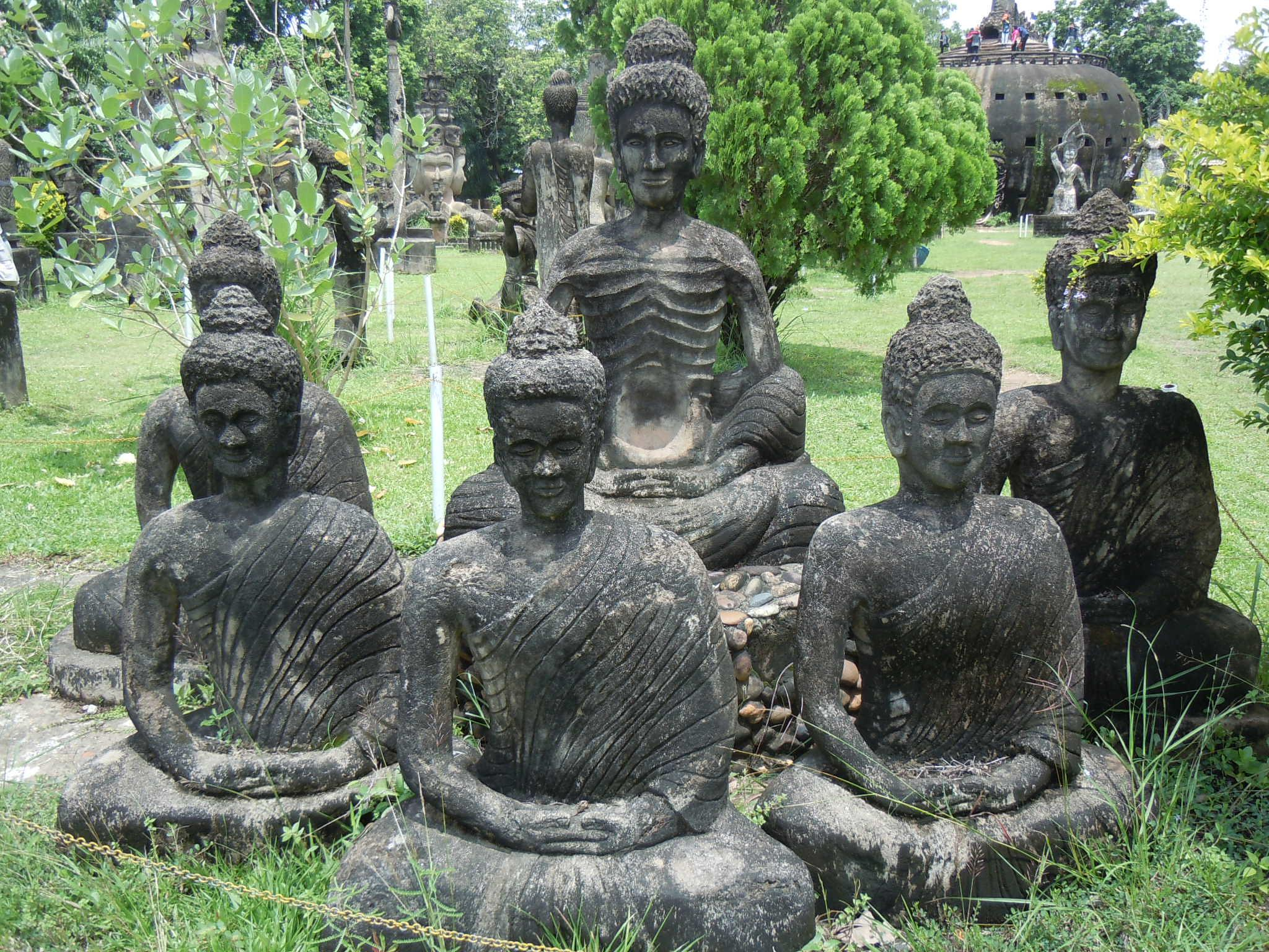 Buddha Park 14 by mitch.lizar
