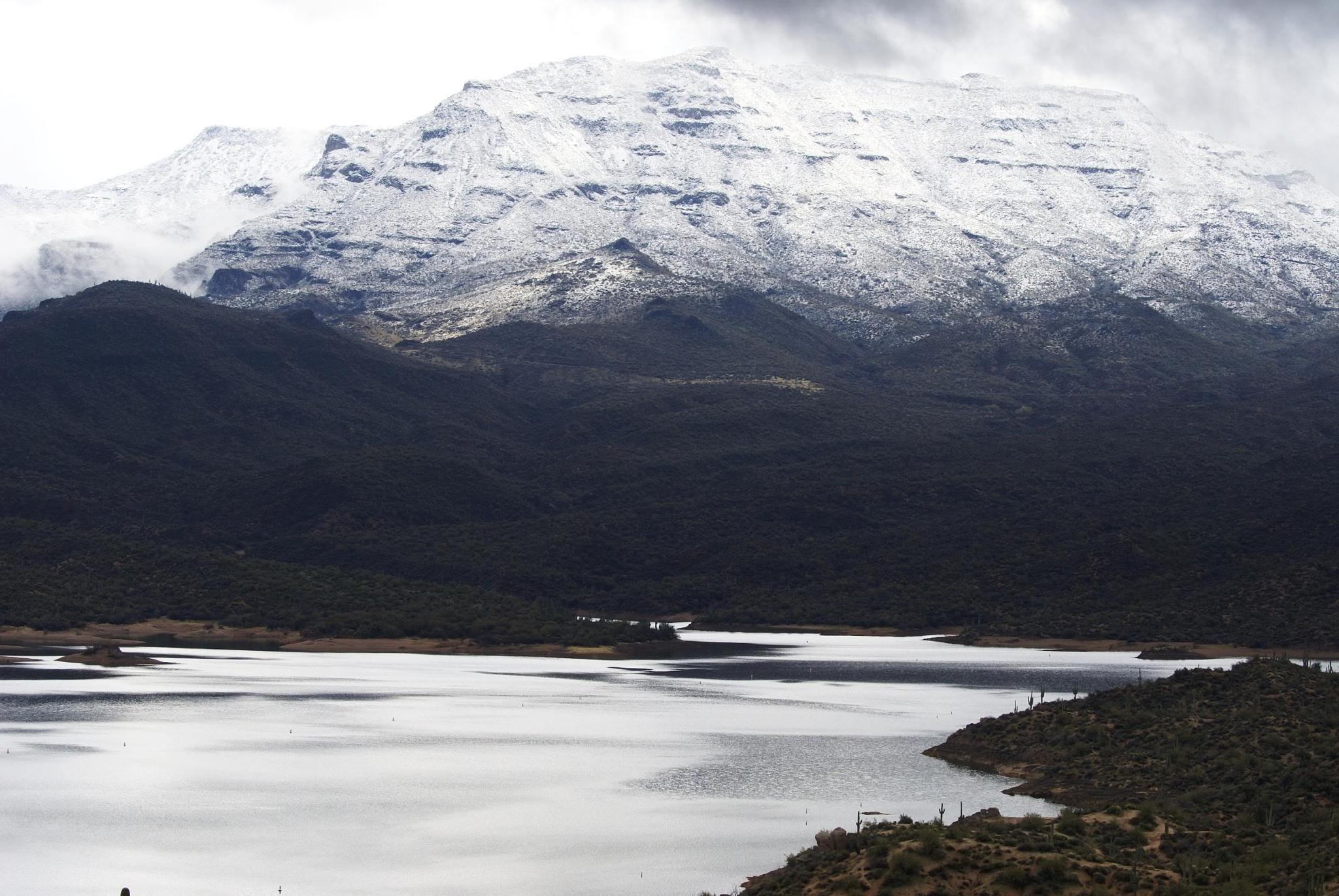 Bartlett Lake scenics by PhxRick