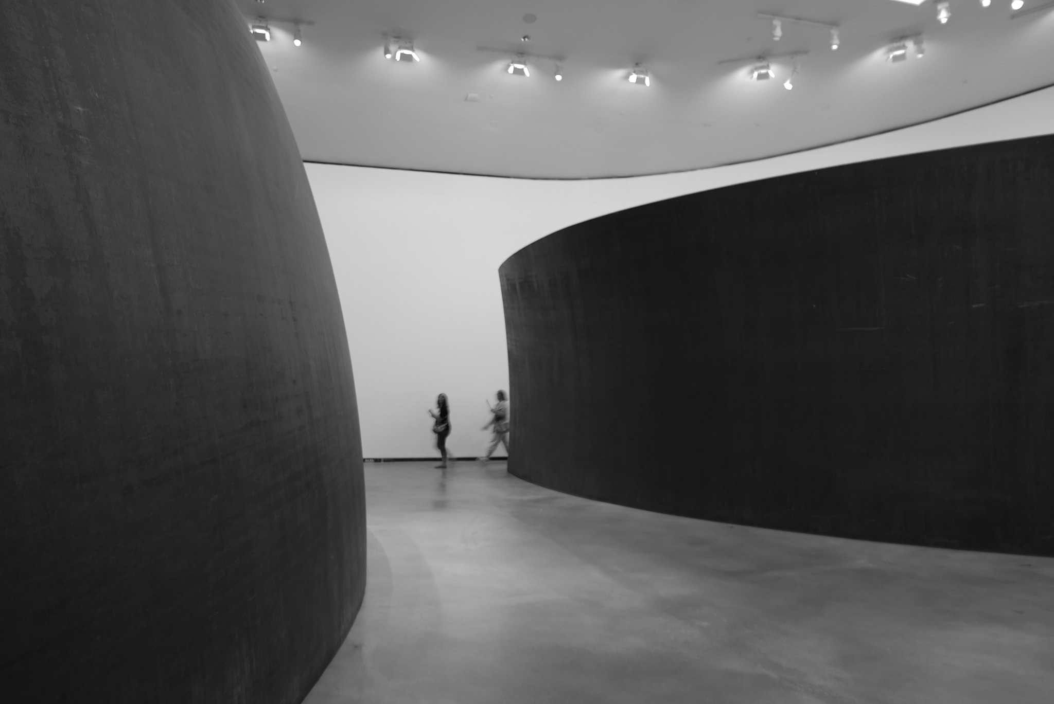 Richard Serra - The Matter of Time Installation - #3 by tony cullen