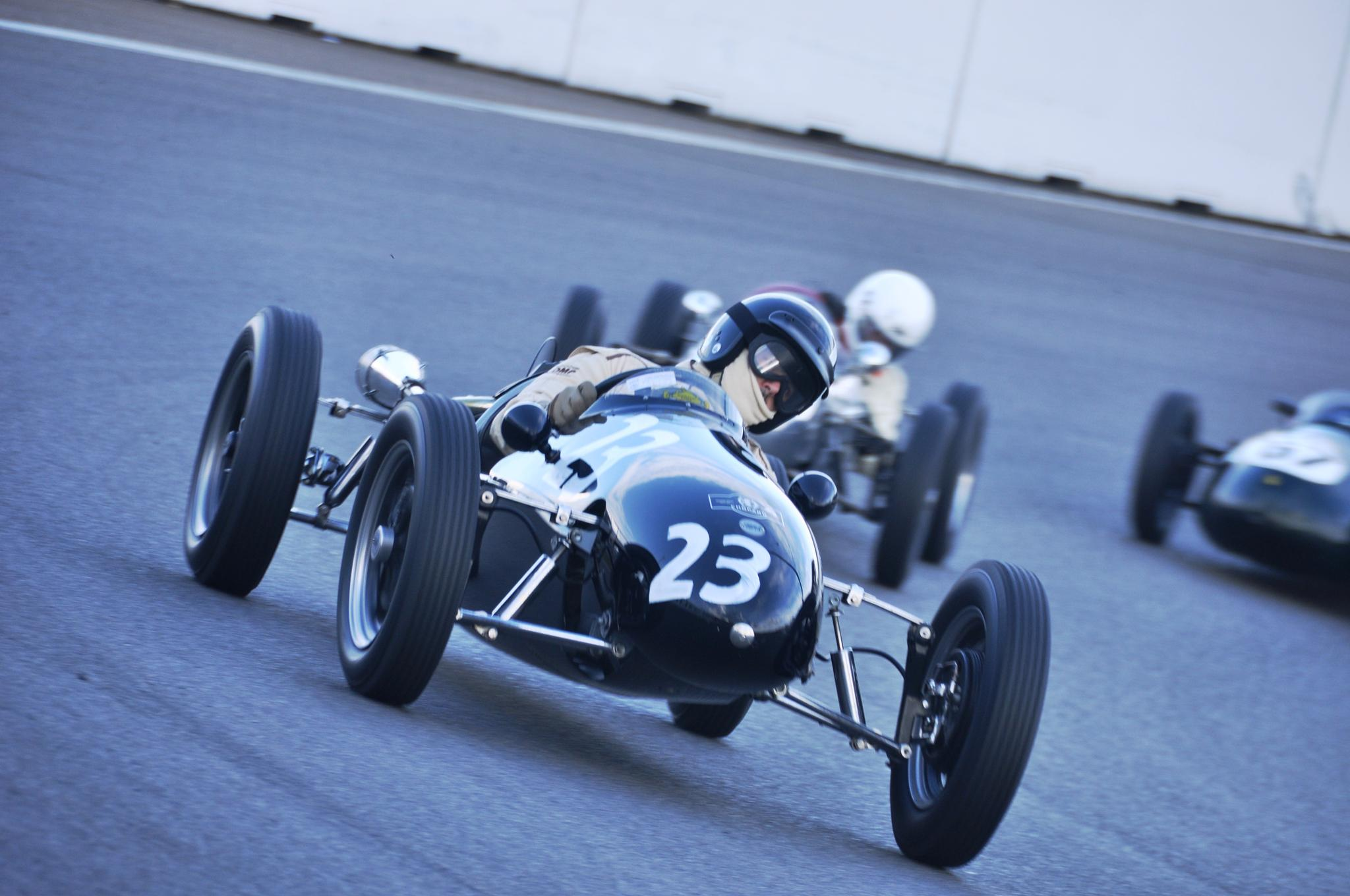 Historic Racing by Jeroen van der Mije