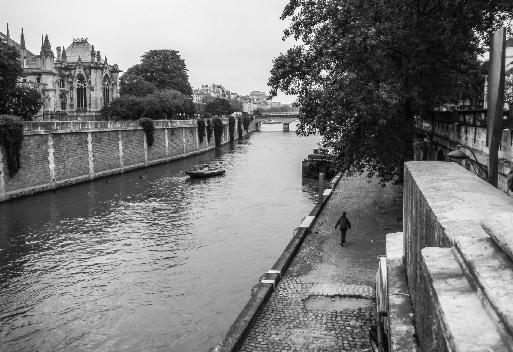 The Seine by JRGt12