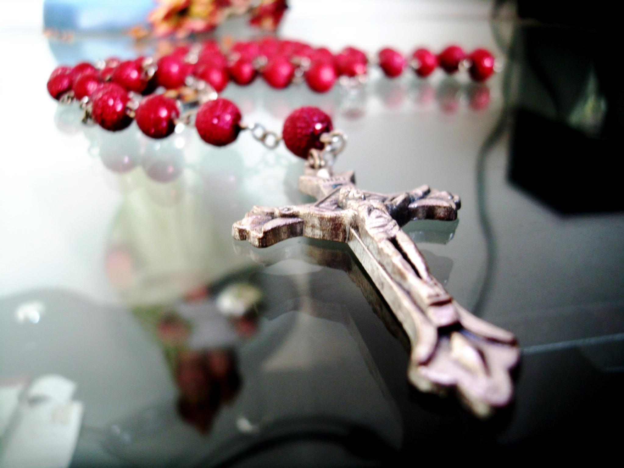 Rosary by Roy cliffer