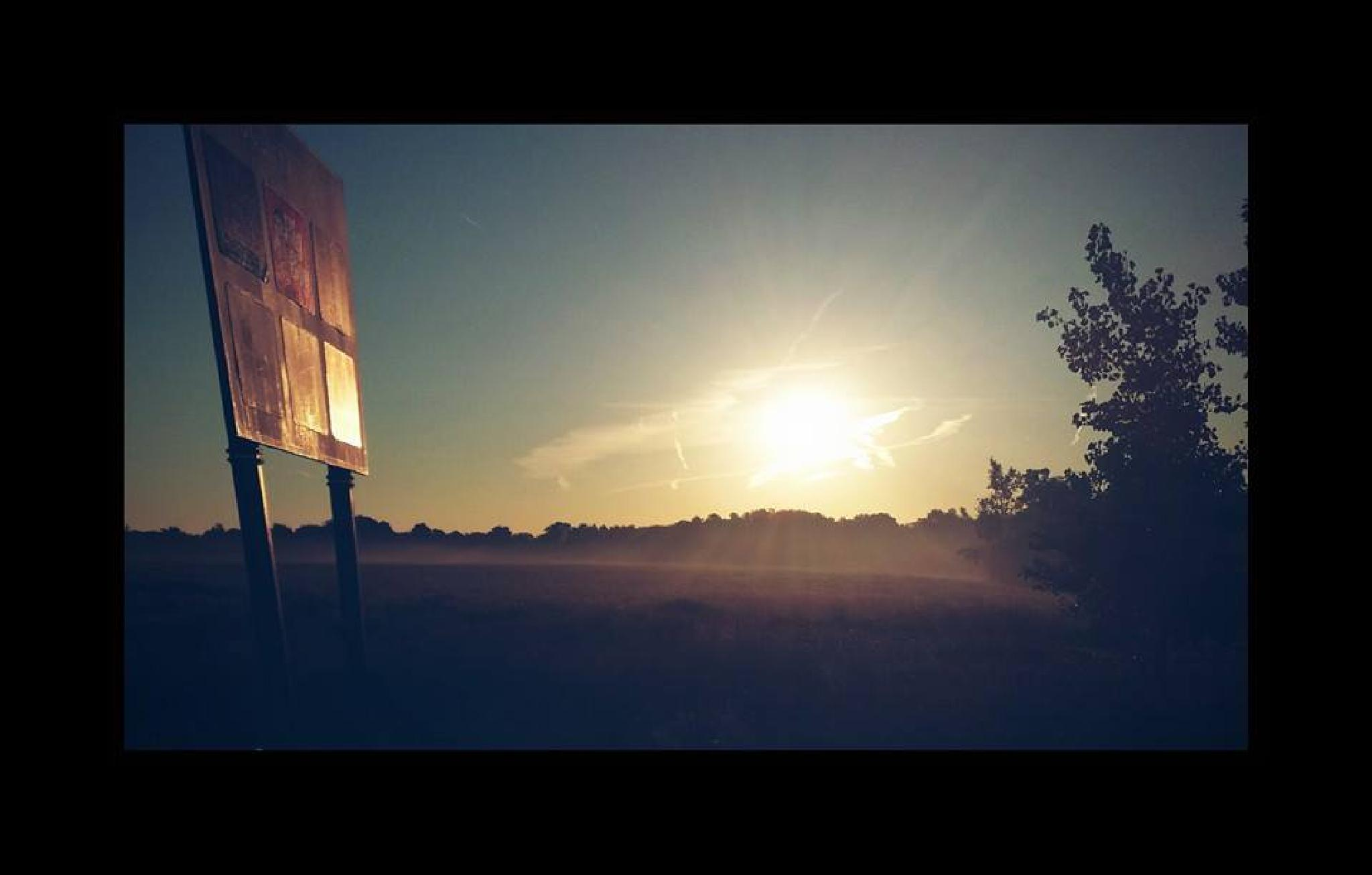 US127 7:00a.m.  by mimi.difrancesca