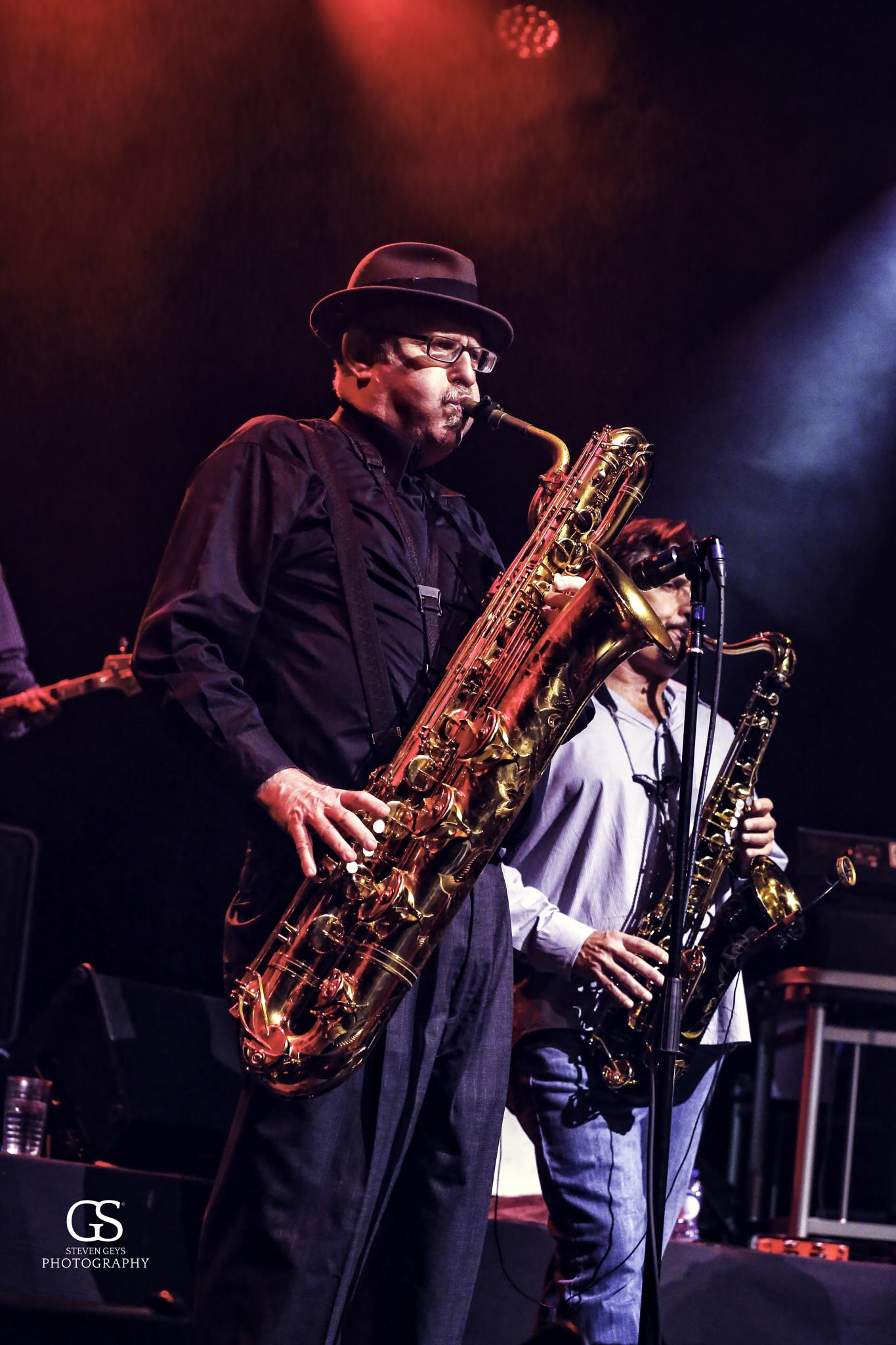 Tower of Power concert  by sg design