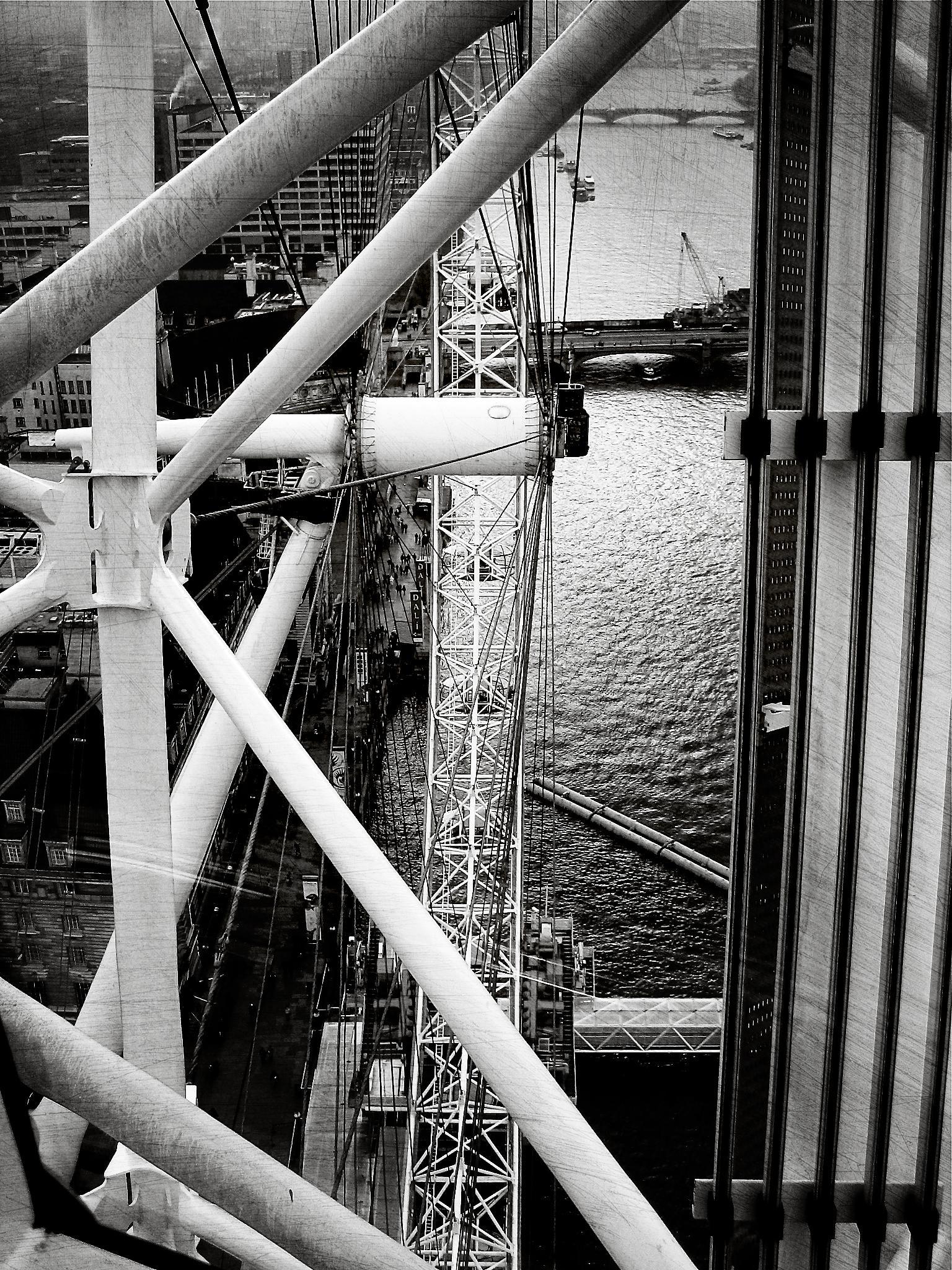The London Eye by sg design