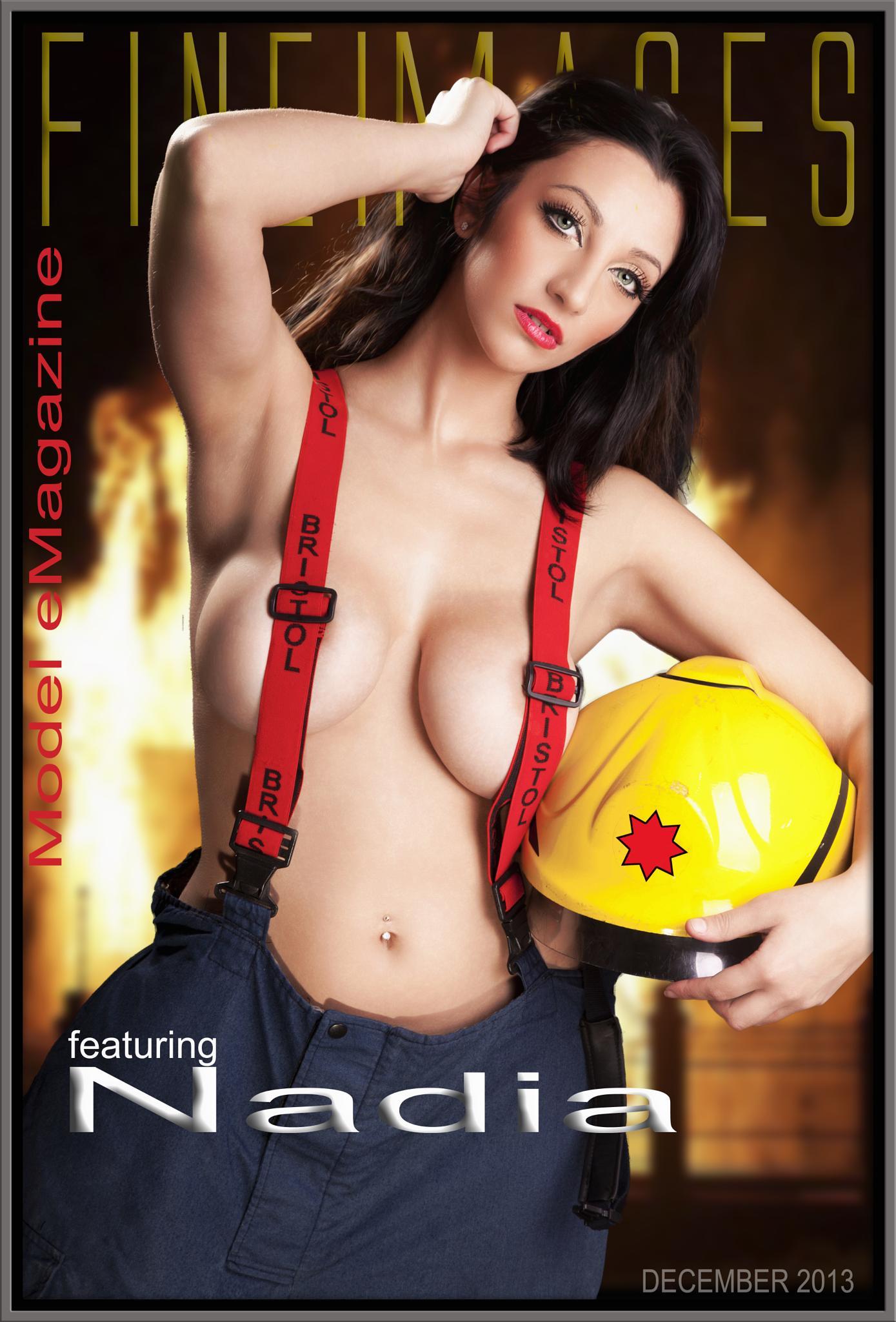 Fire girl by Glenn Balsam