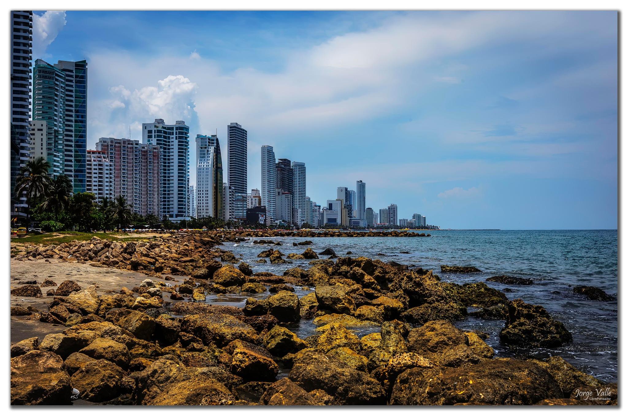 Cartagena de Indias by Jorge Valle del Carpio