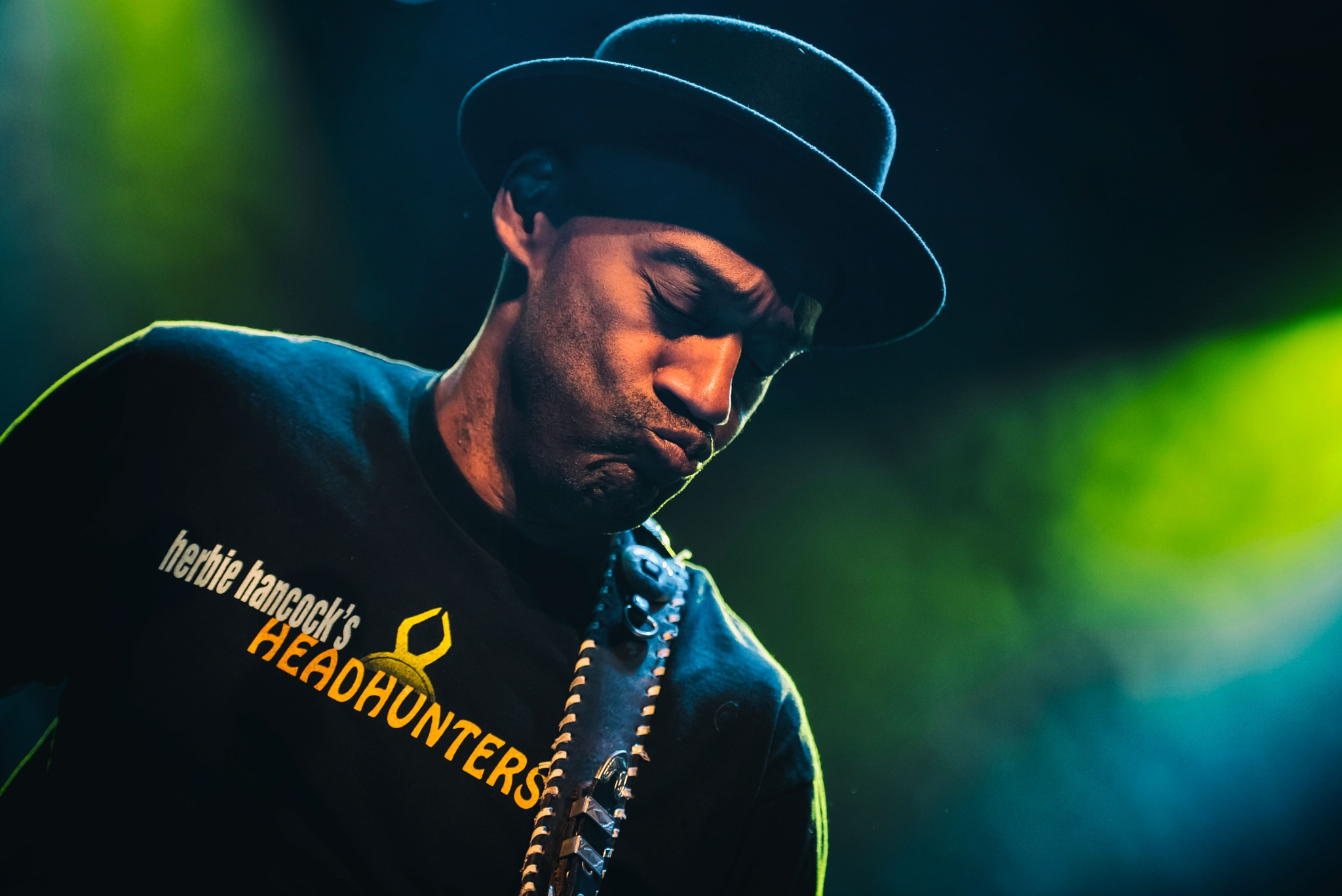 Marcus Miller by r.baranovic