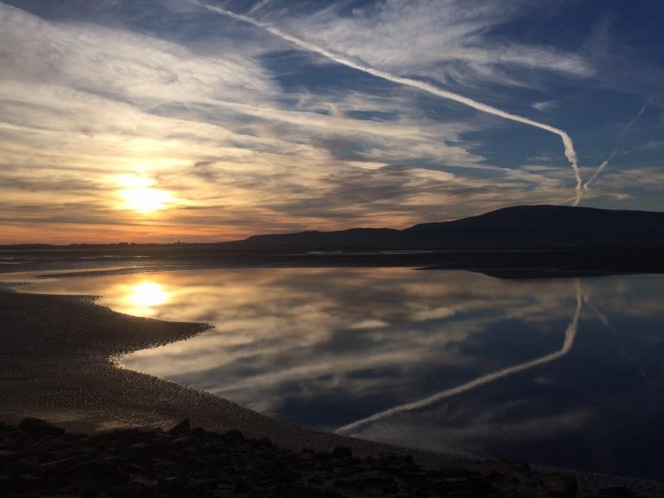 Estuary Sundown by Matt Slater