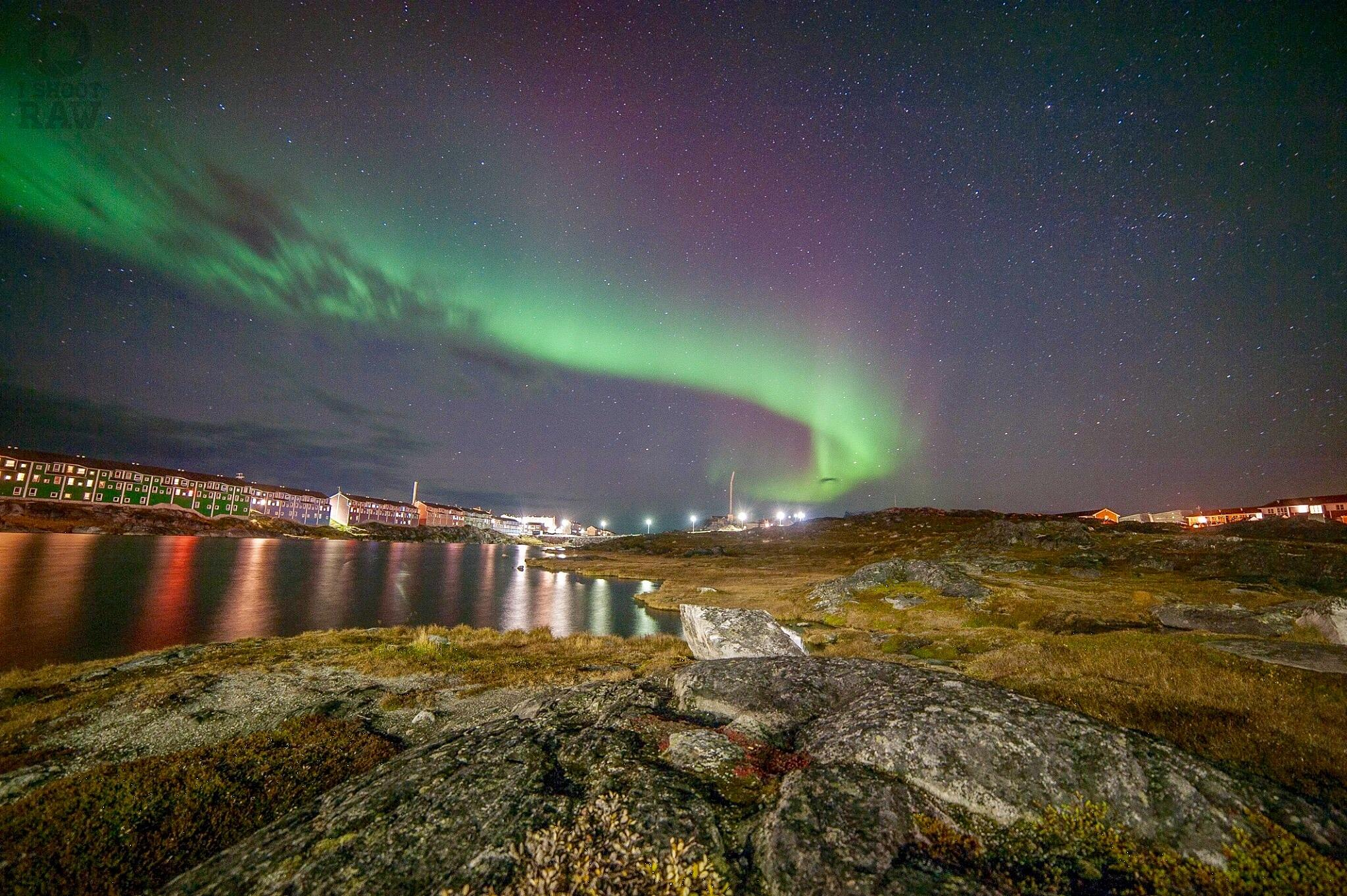 The northern lights by henrikz.deleon
