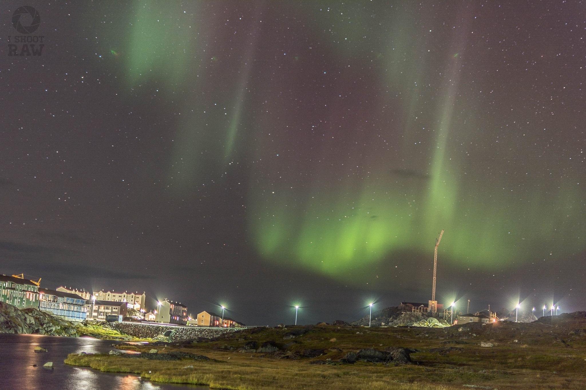 The Northern light by henrikz.deleon