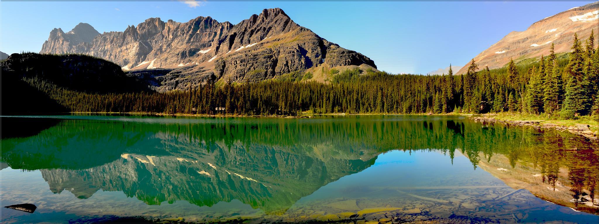 Lake O'Hara, Yoho National Park, British Columbia, Canada by Merle Layden