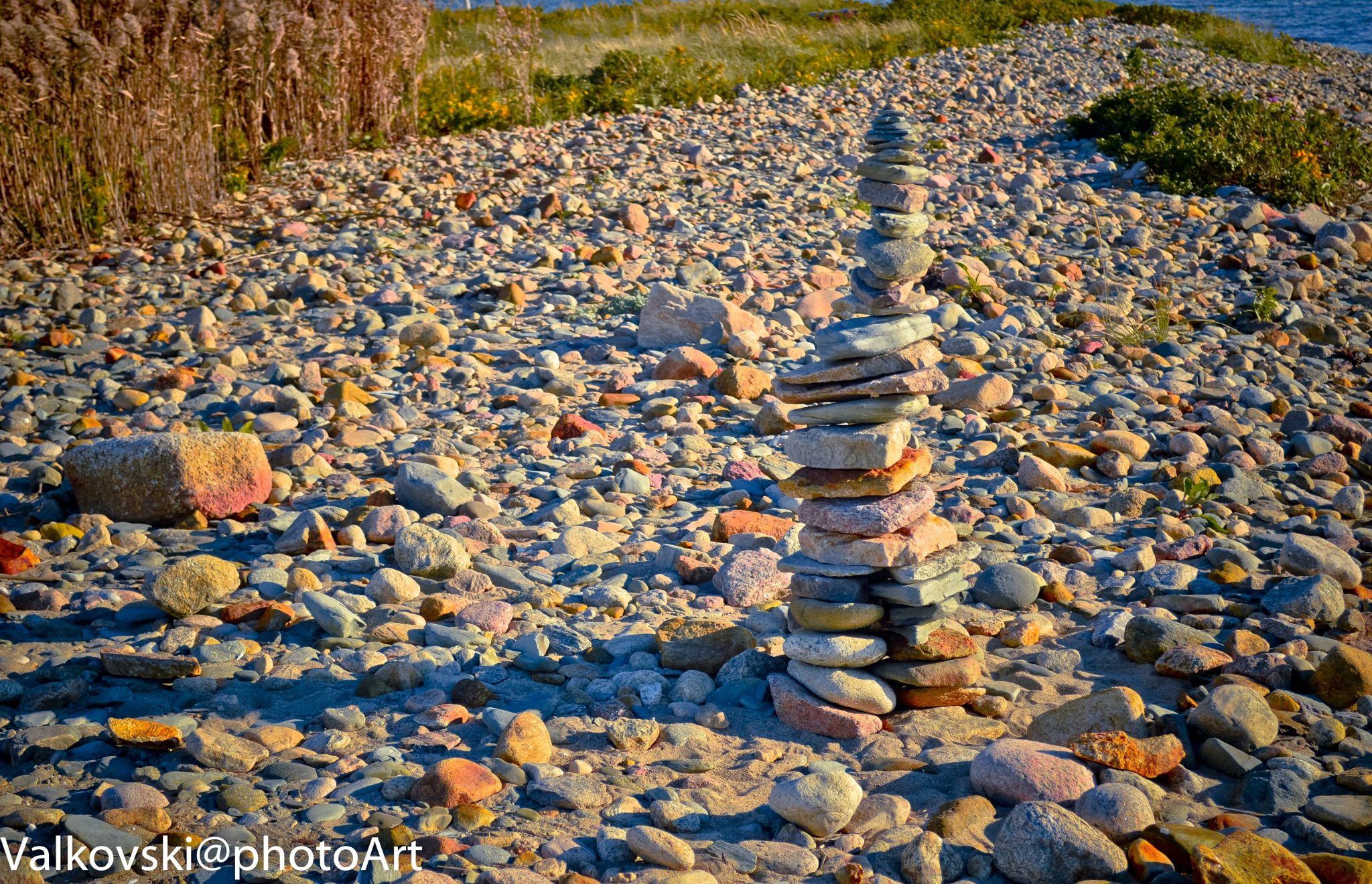 Pebble beach- I  by valkovskipv59