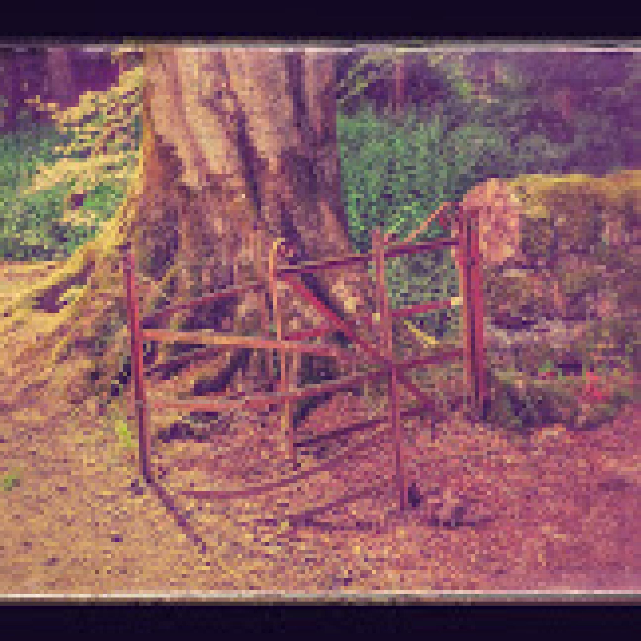 Old Gate by Lee Niven Photography