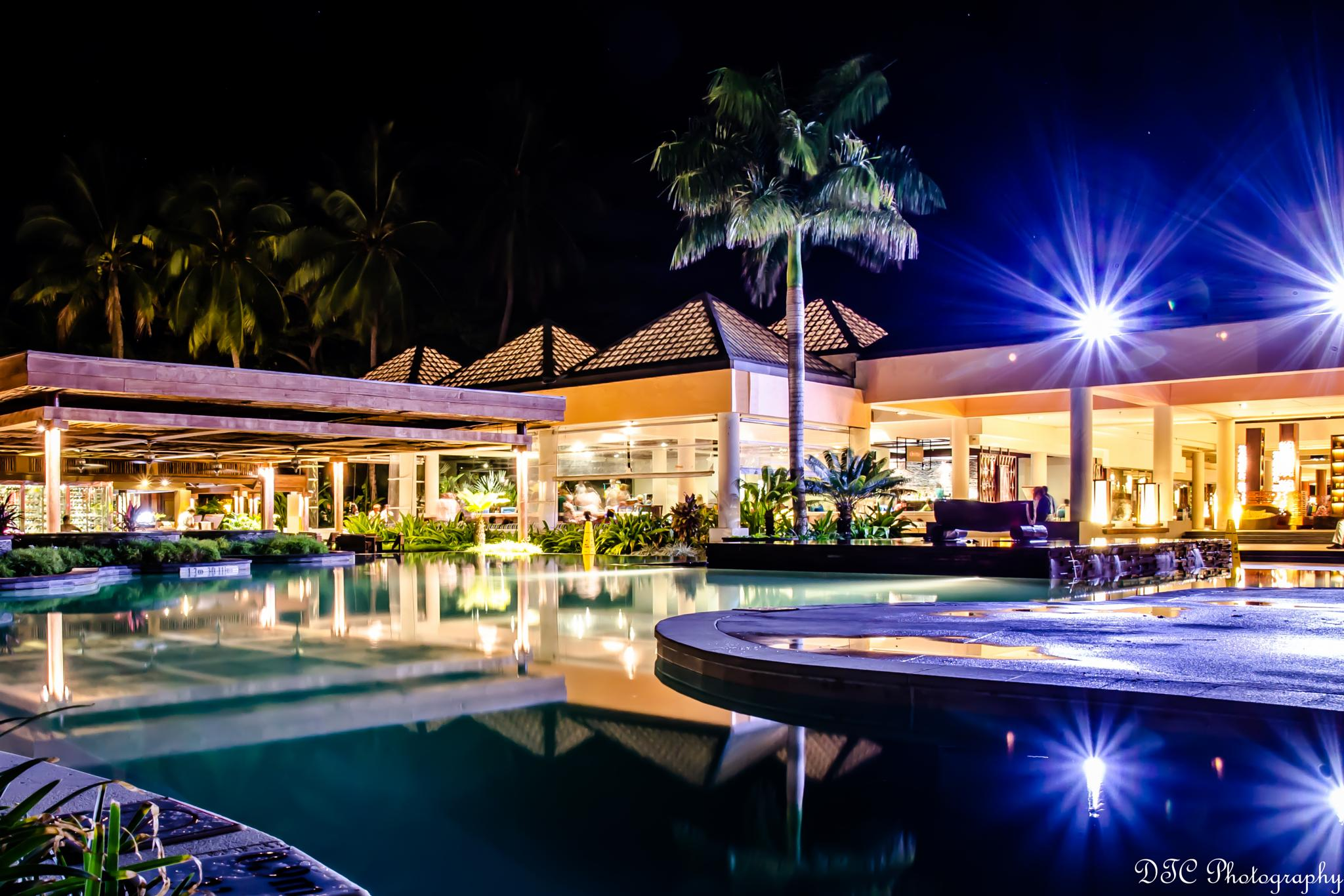 Sheraton Fiji Resort by Peter Nguyen