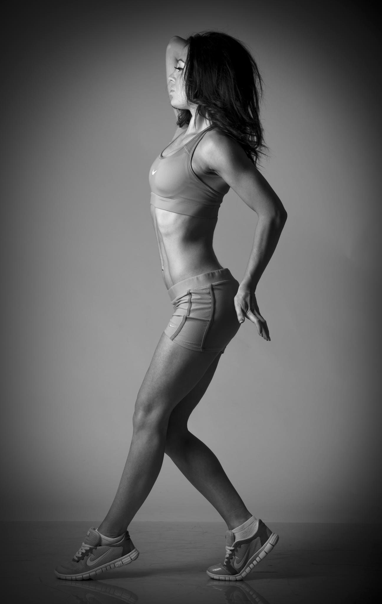 Fitness Model 2 by Tenacious_T
