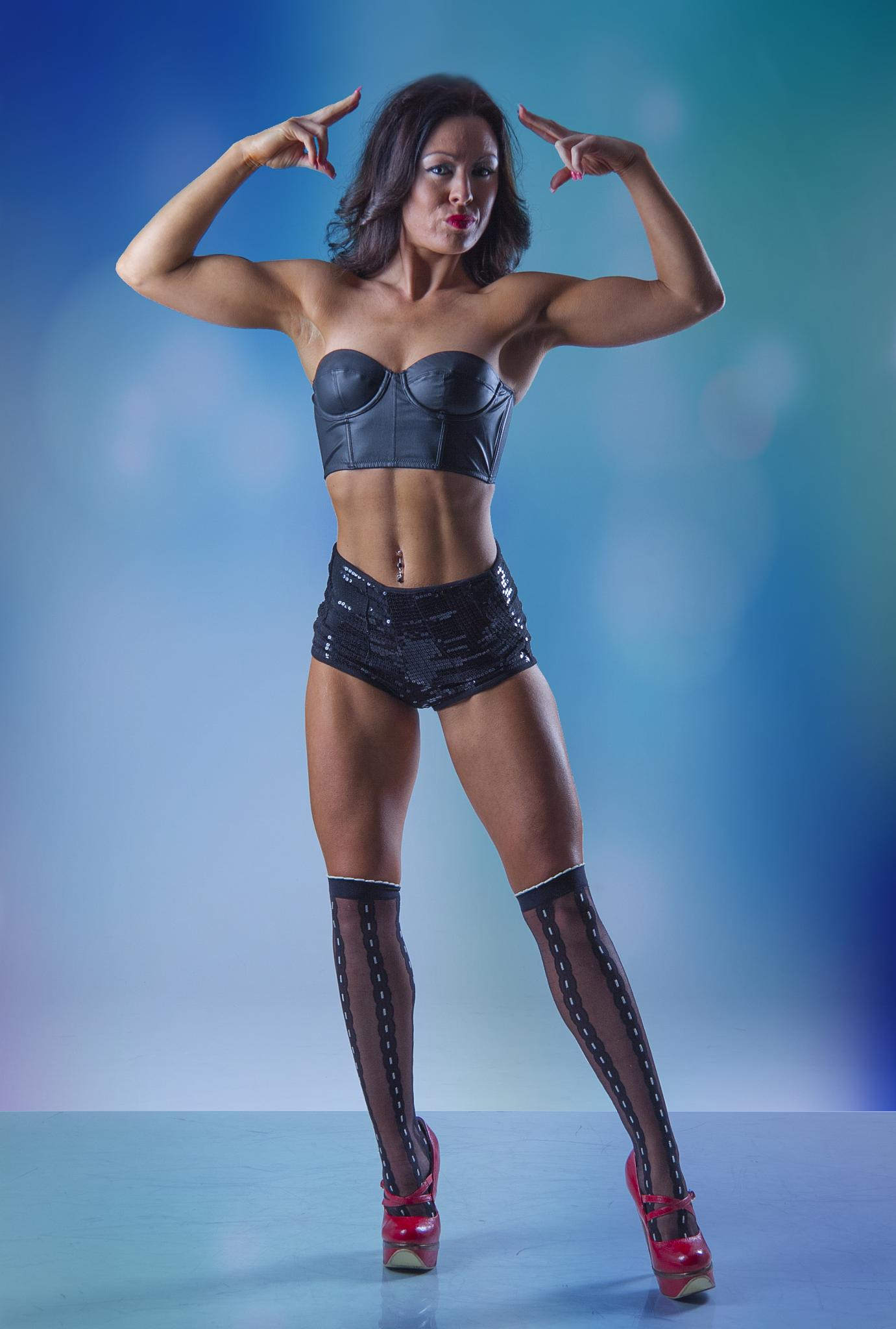 Fitness Model 3 by Tenacious_T