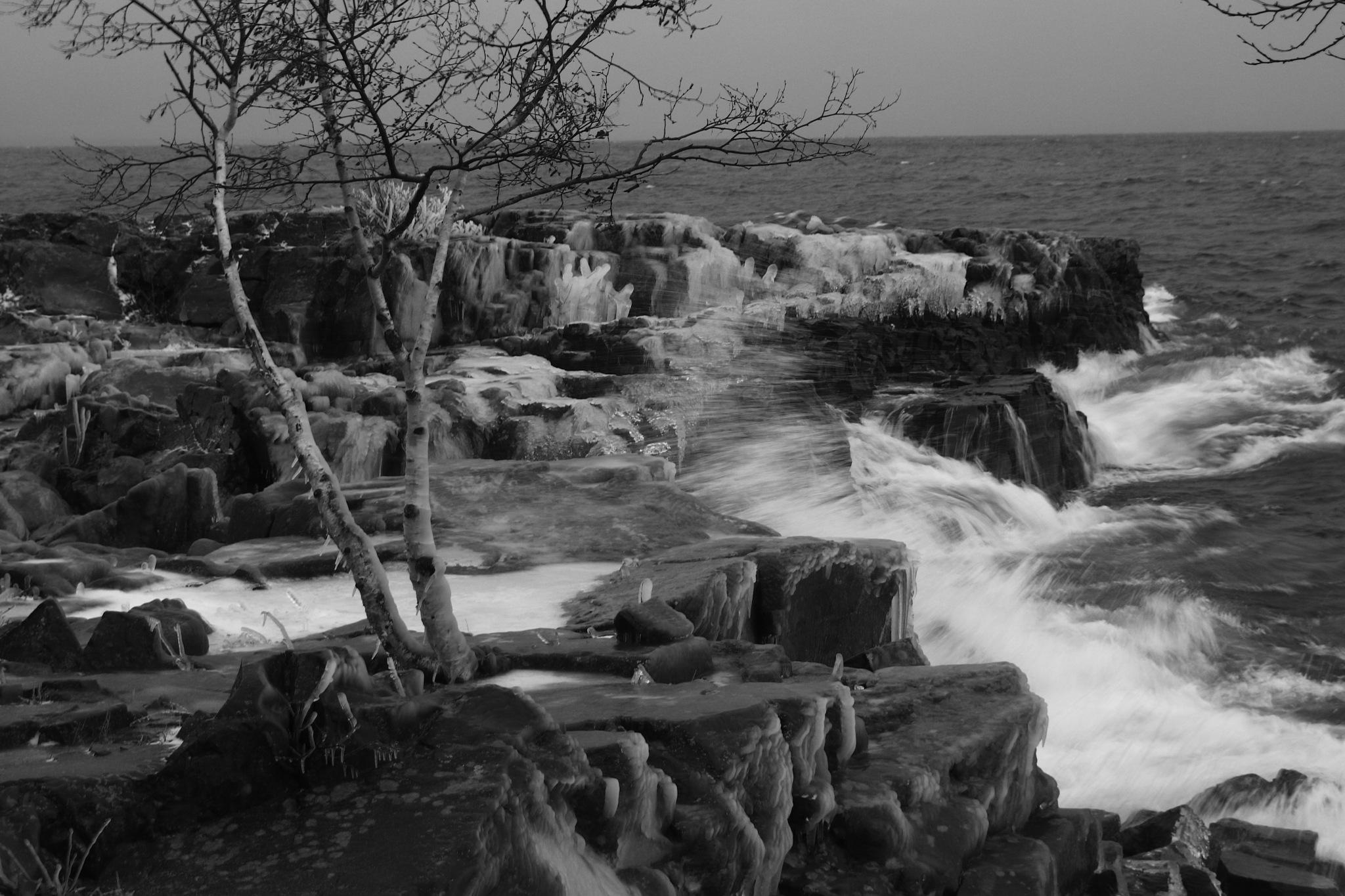 Frozenshore  by matthew.pastick