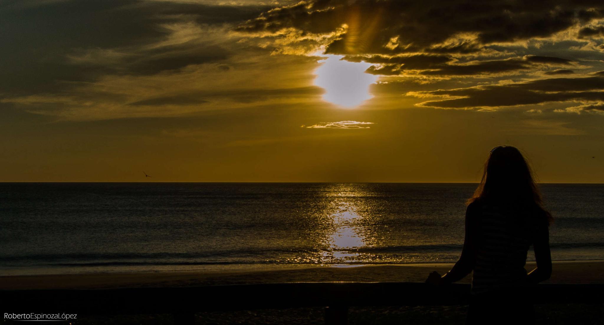 Sunset by robertespinozalopez