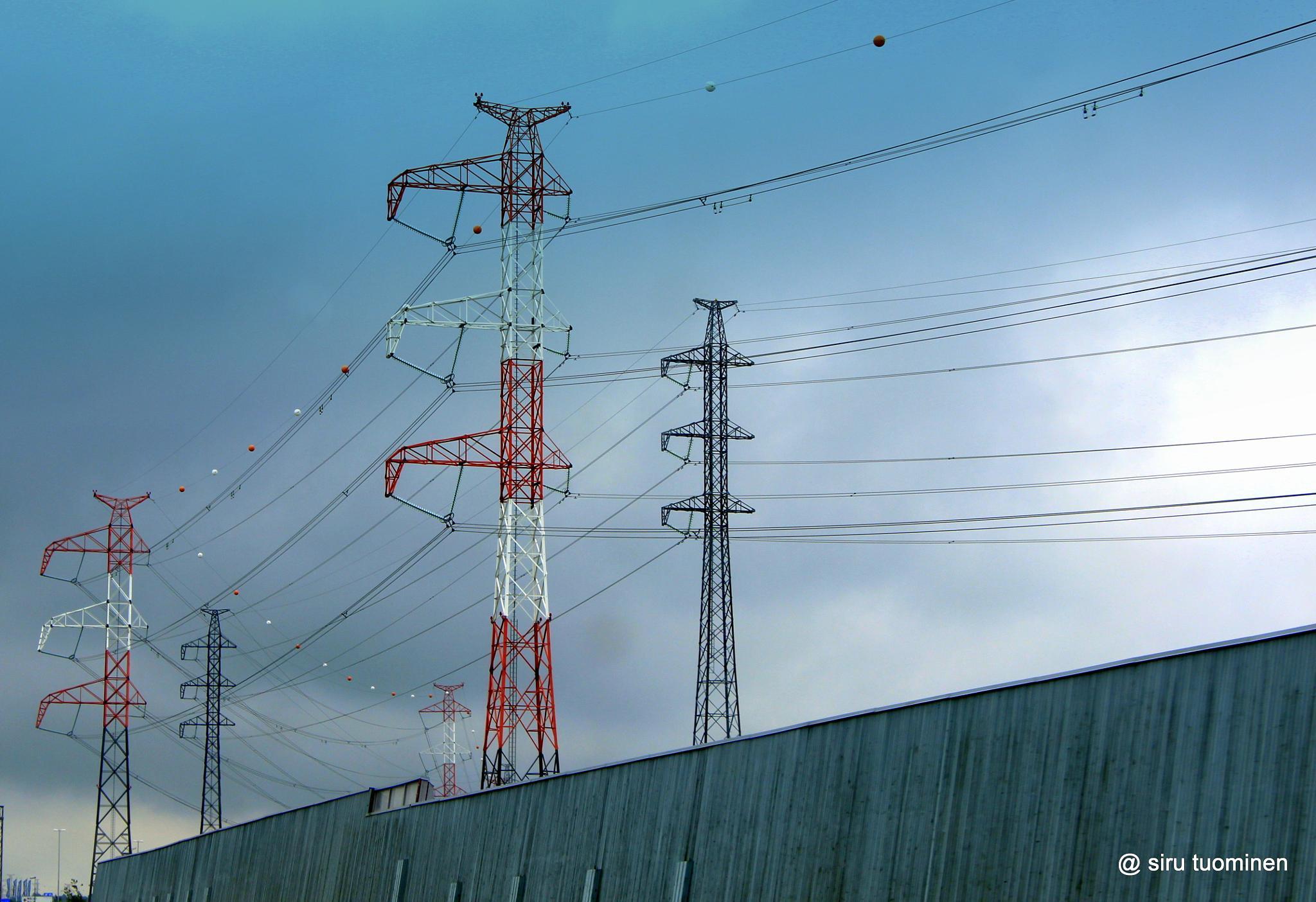 High-voltage power by siru tuominen