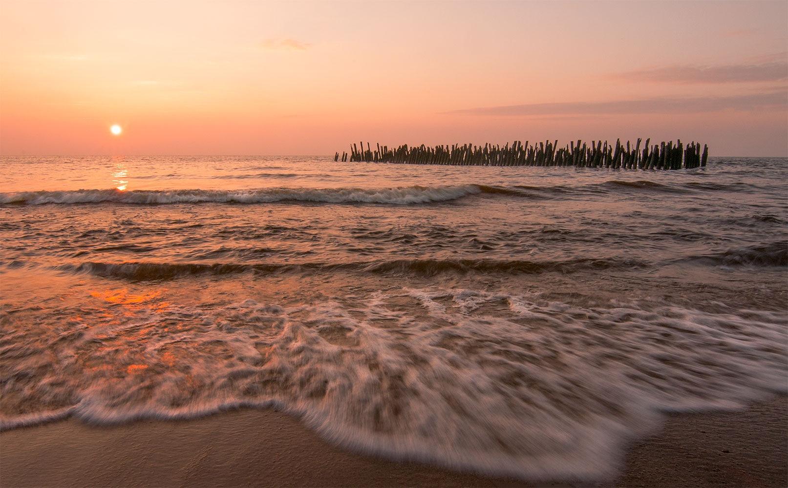 Sunset... by Daiva Cirtautė
