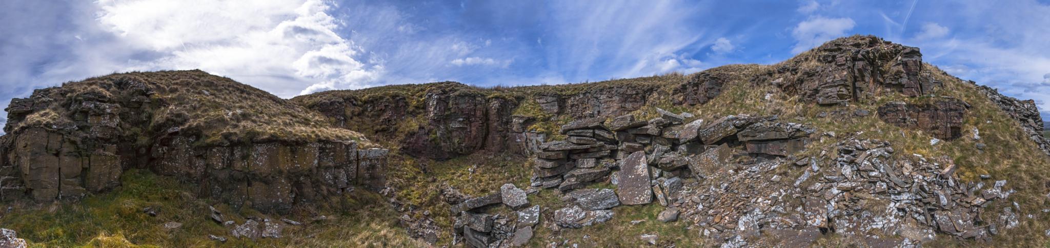 Rocky Landscape by vlgs6009