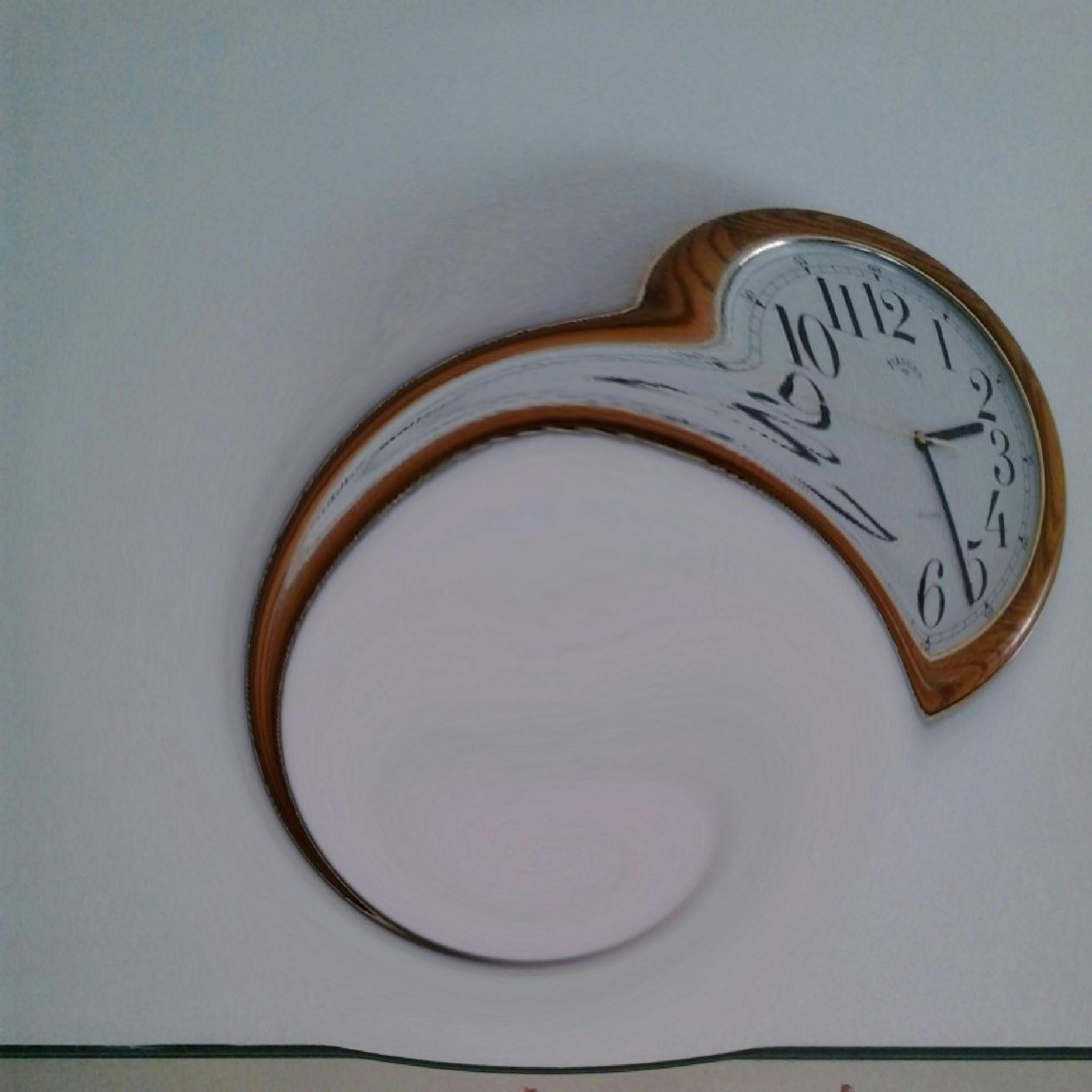 CRAZY CLOCK  by cantelegraciela
