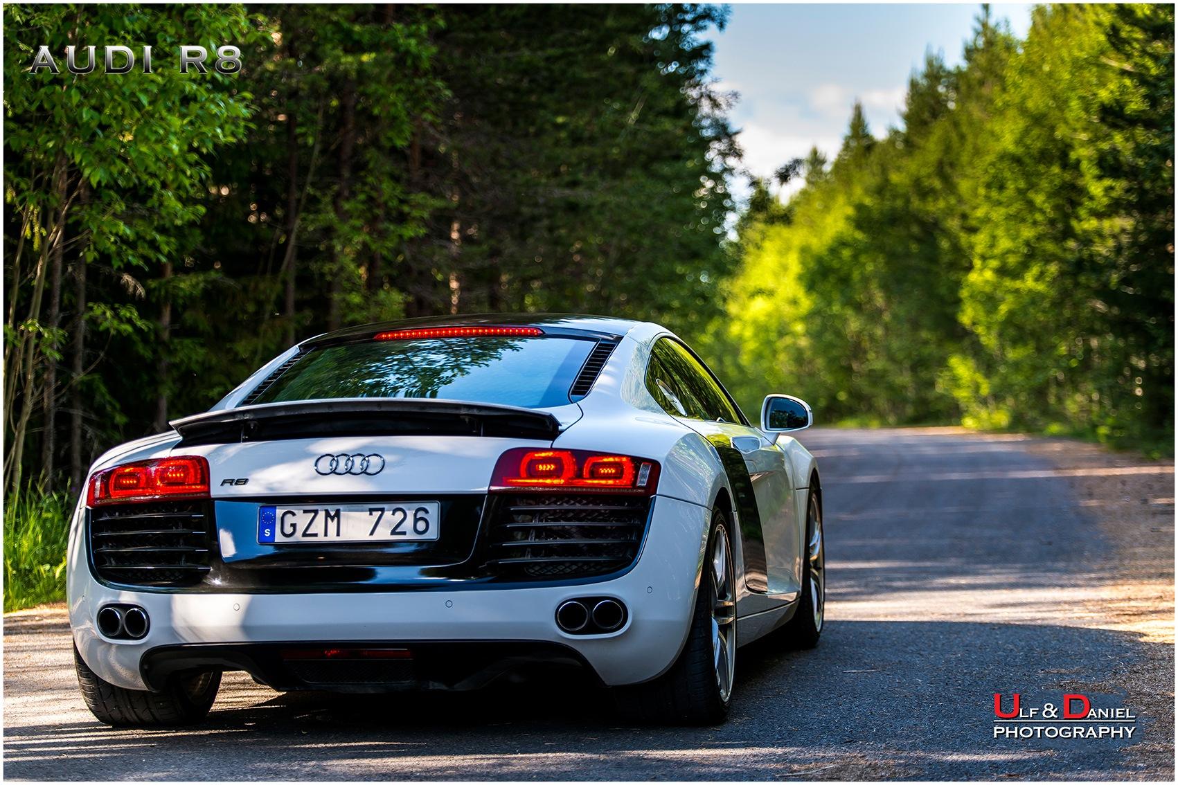 Audi R8 by uffeo56